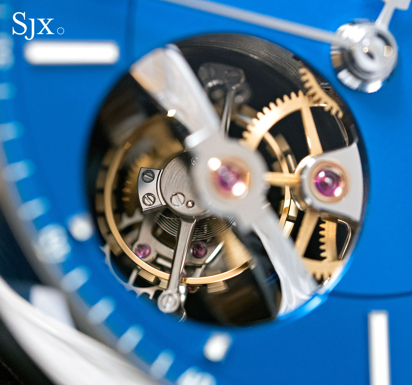 Greubel Forsey Tourbillon 24 Secondes Vision platinum 2
