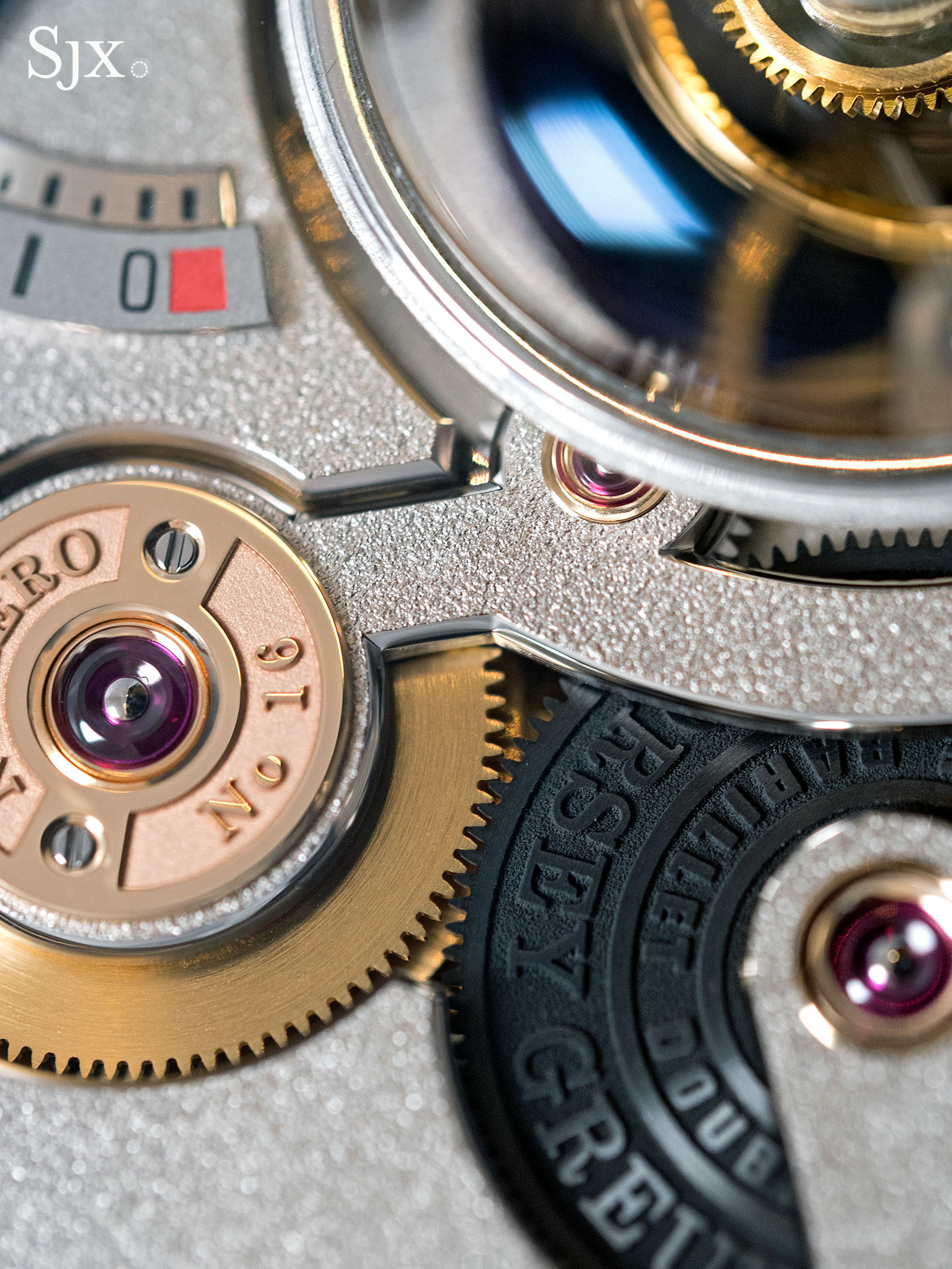 Greubel Forsey Tourbillon 24 Secondes Vision platinum 6