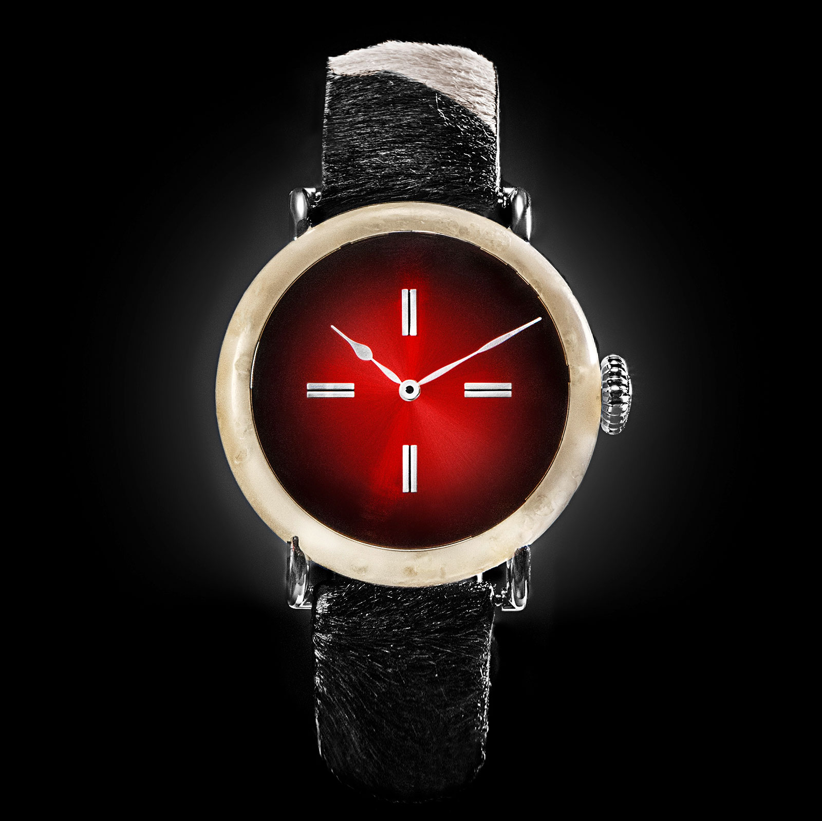 H. Moser Swiss Mad Watch cheese 3
