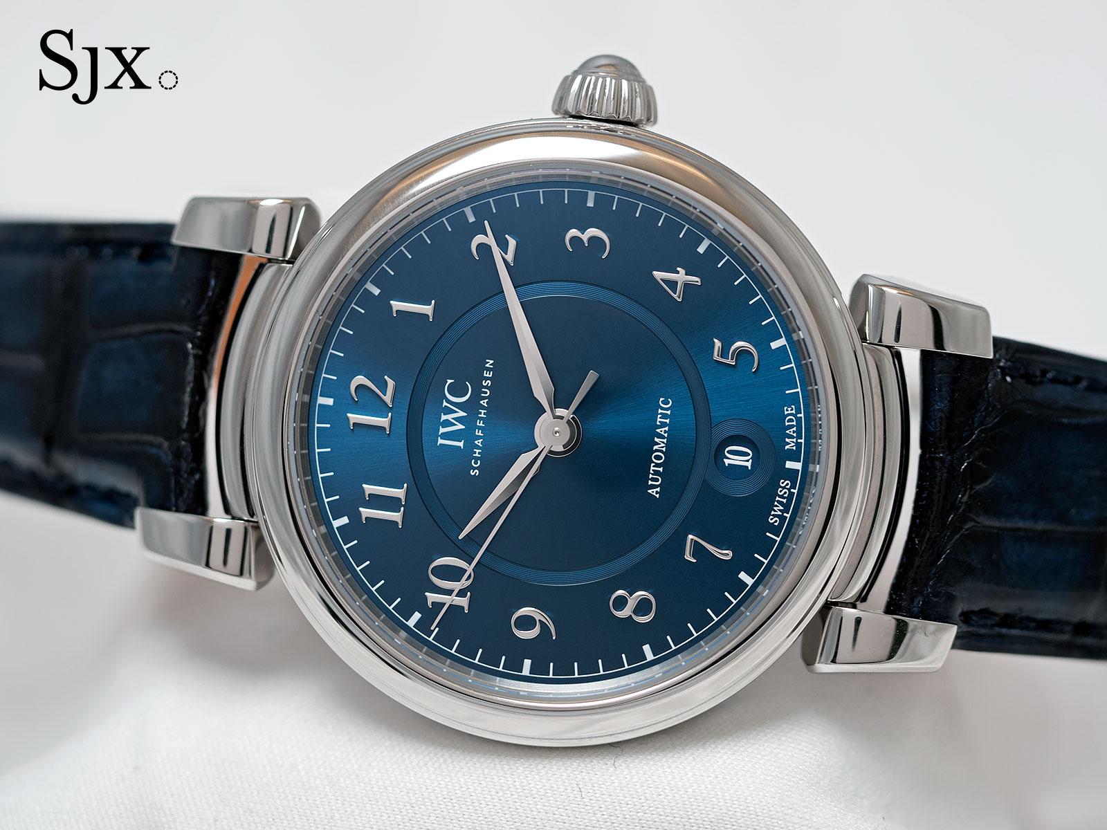 IWC Da Vinci Automatic 36-1