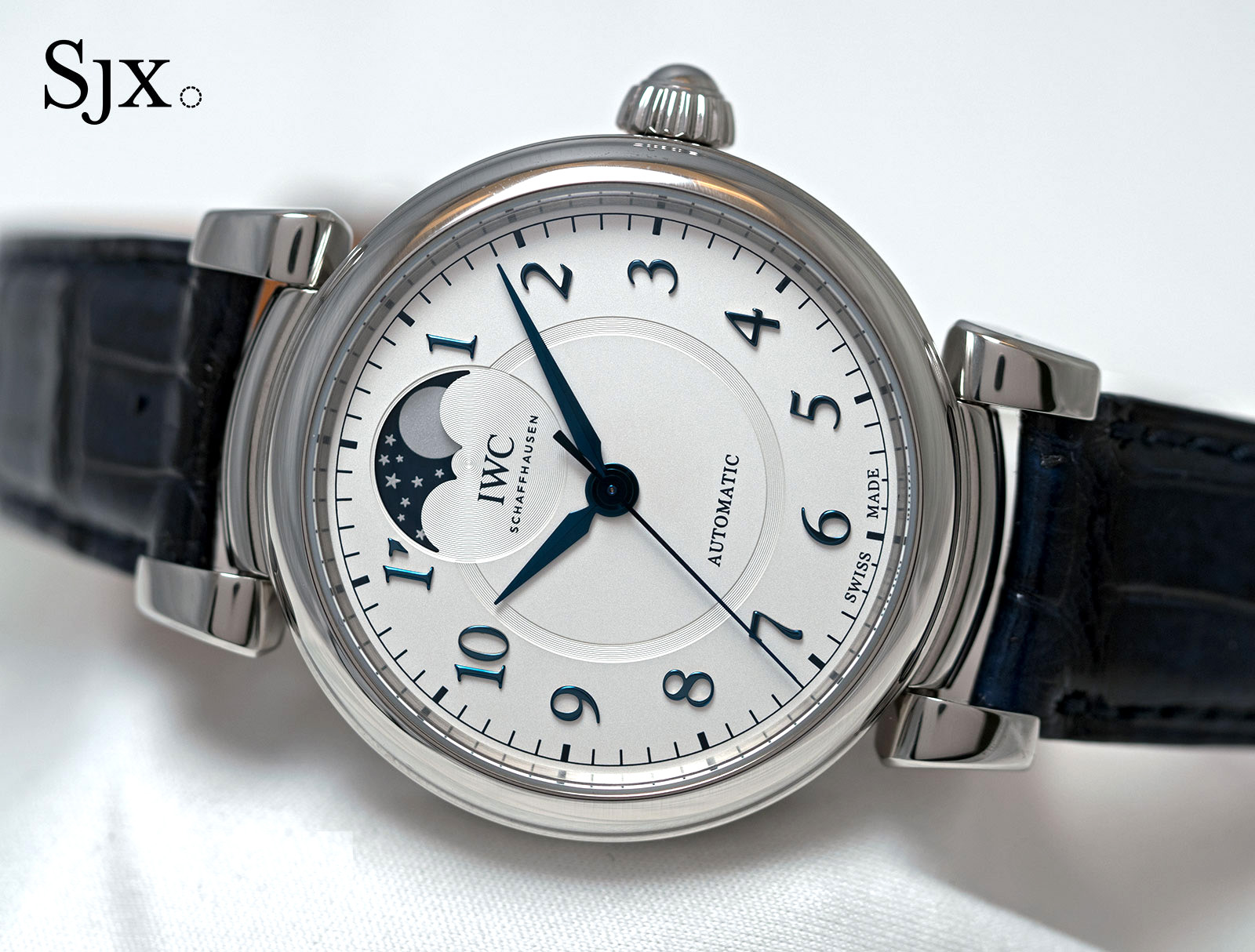 IWC Da Vinci Automatic Moon Phase 36-1