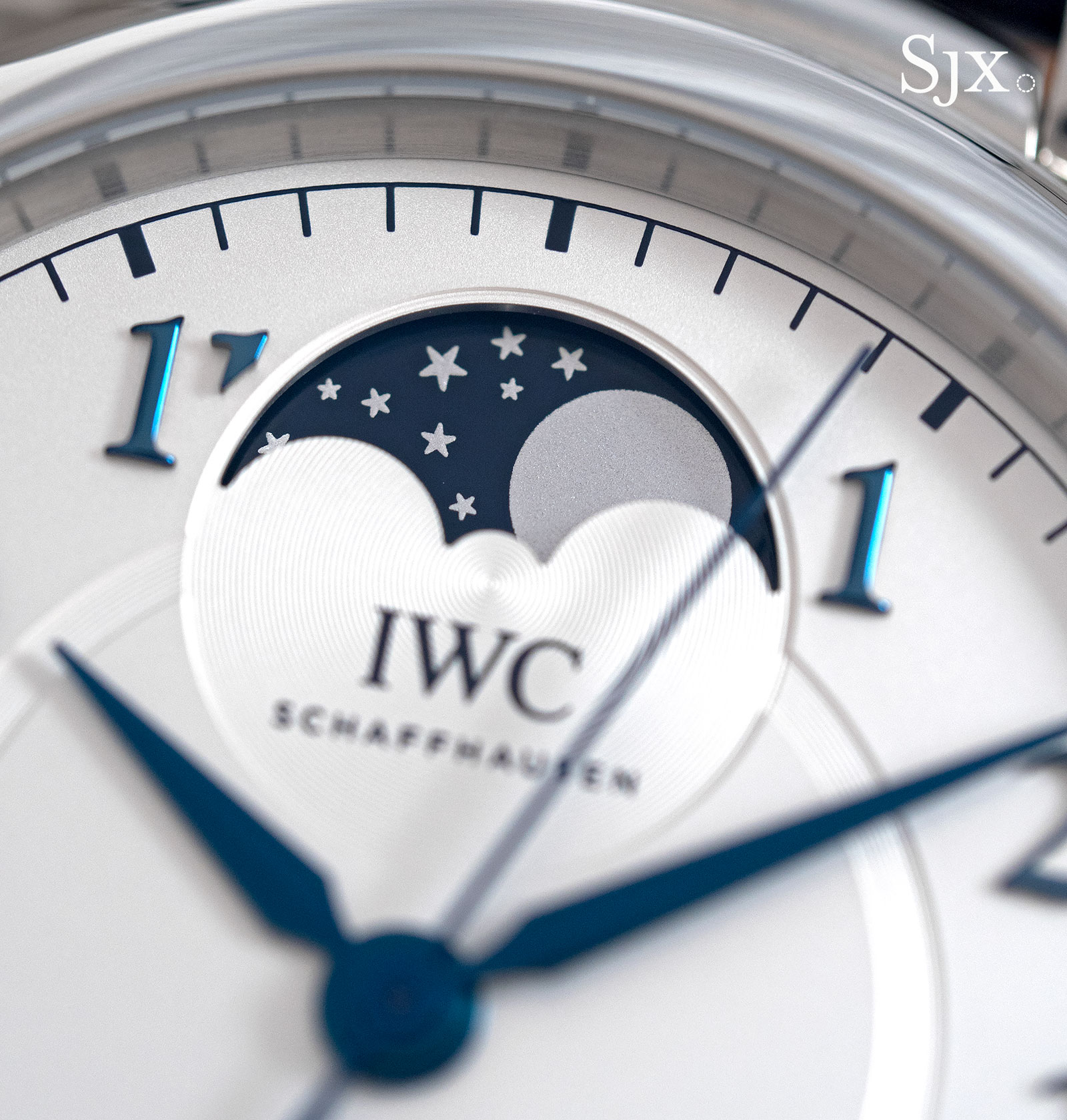 IWC Da Vinci Automatic Moon Phase 36-3