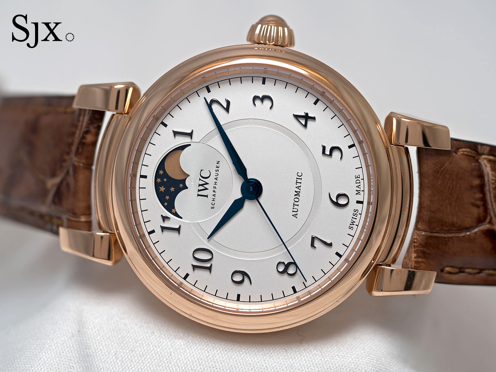 IWC Da Vinci Automatic Moon Phase 36-4