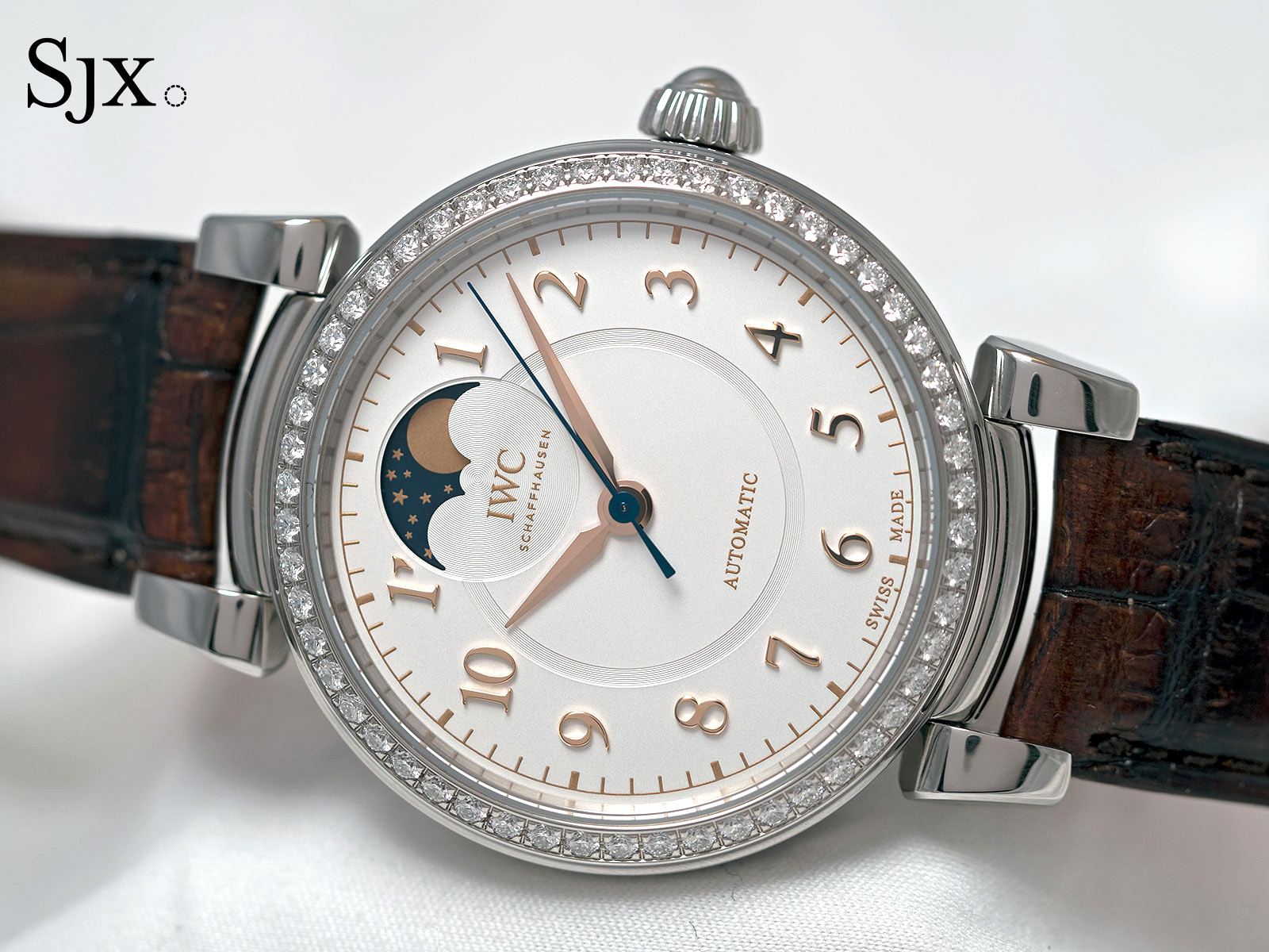 IWC Da Vinci Automatic Moon Phase 36-6