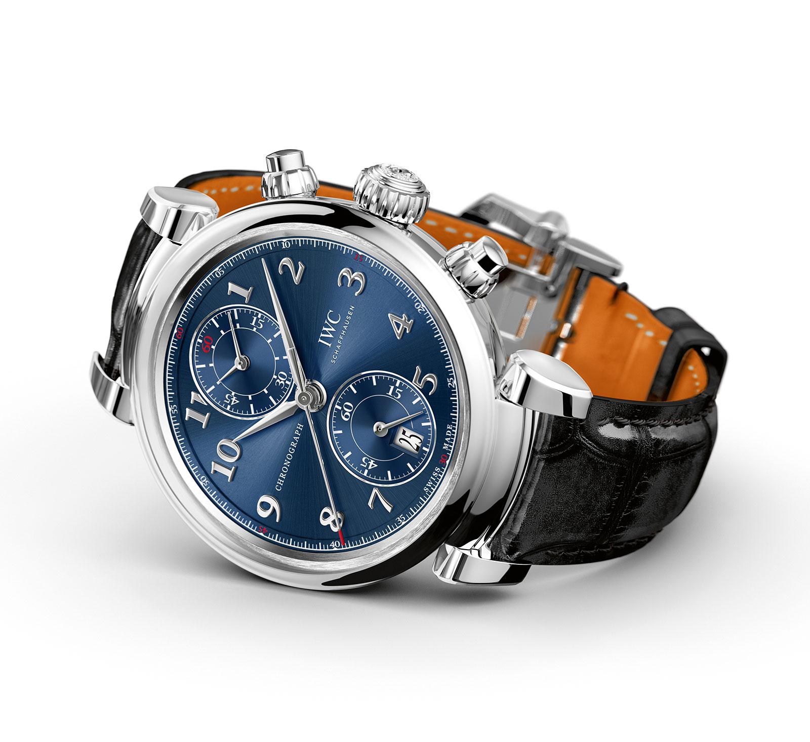 IWC Da Vinci Chronograph Laureus 2