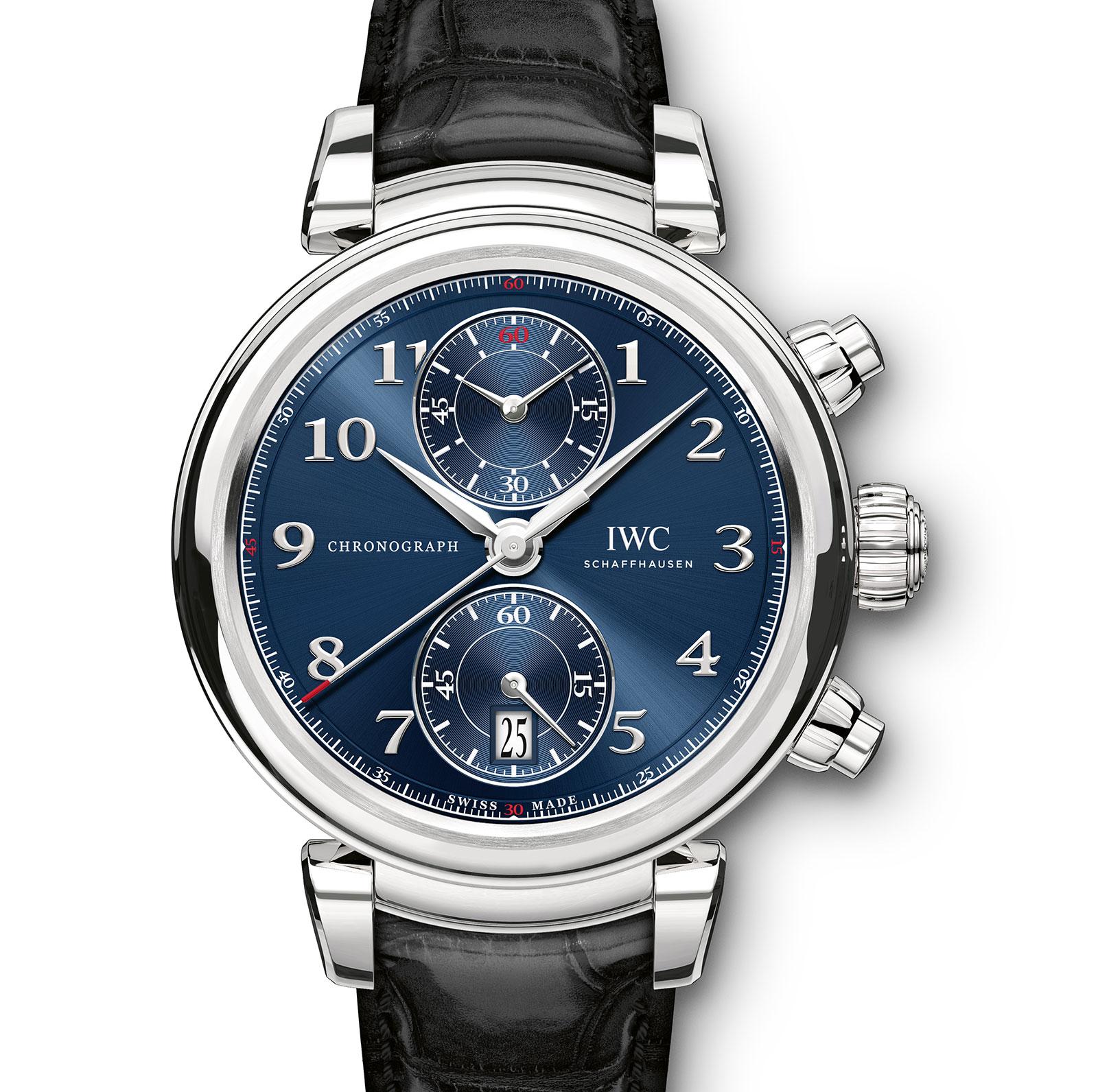 IWC Da Vinci Chronograph Laureus 3