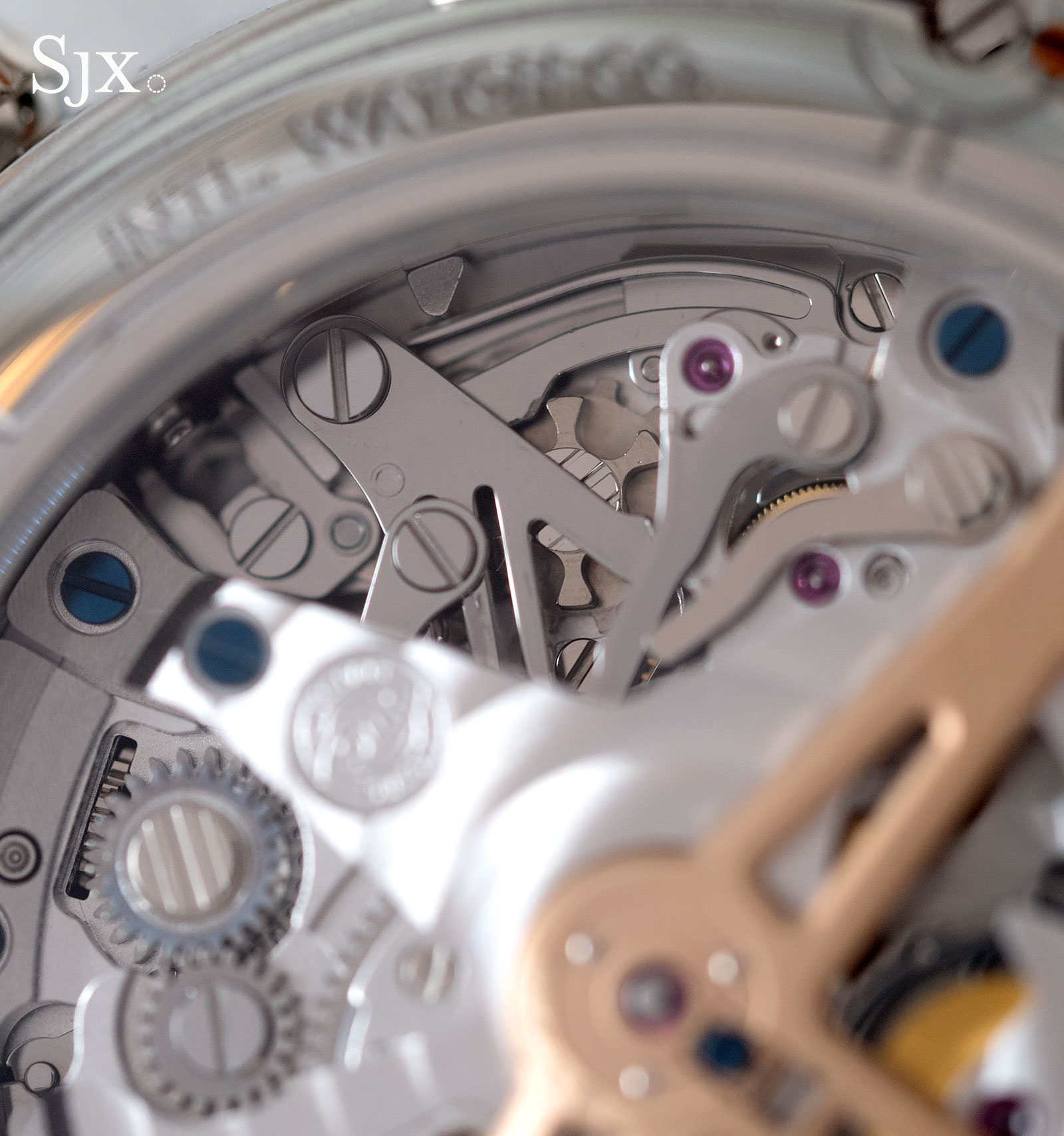 IWC Da Vinci Perpetual Calendar Chronograph steel 4