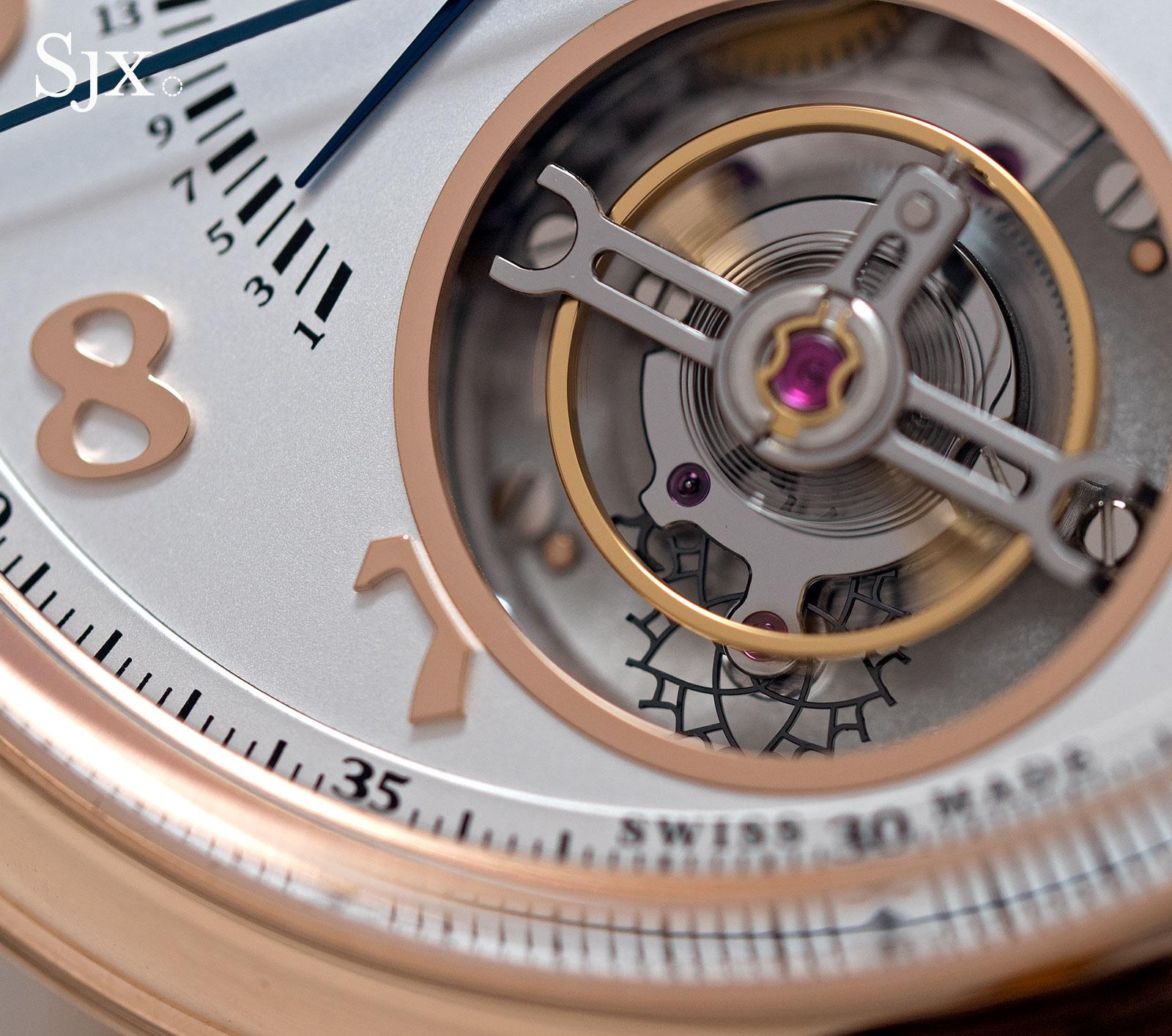 IWC Da Vinci Tourbillon Rétrograde Chronograph 2