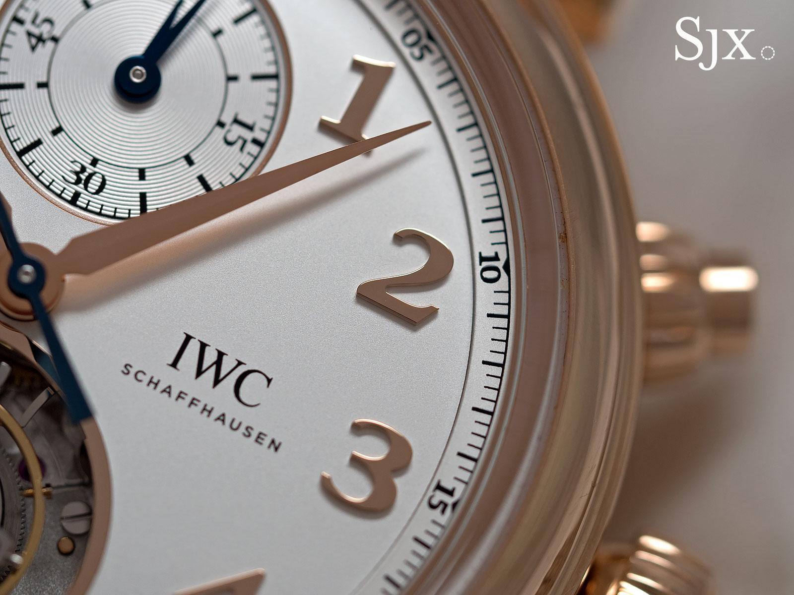 IWC Da Vinci Tourbillon Rétrograde Chronograph 3