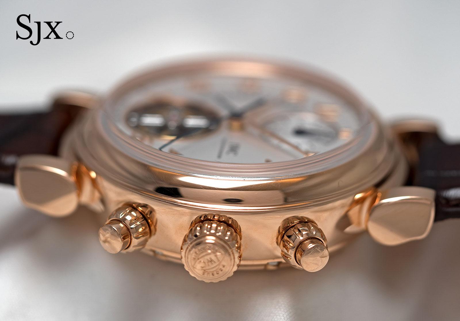 IWC Da Vinci Tourbillon Rétrograde Chronograph 4
