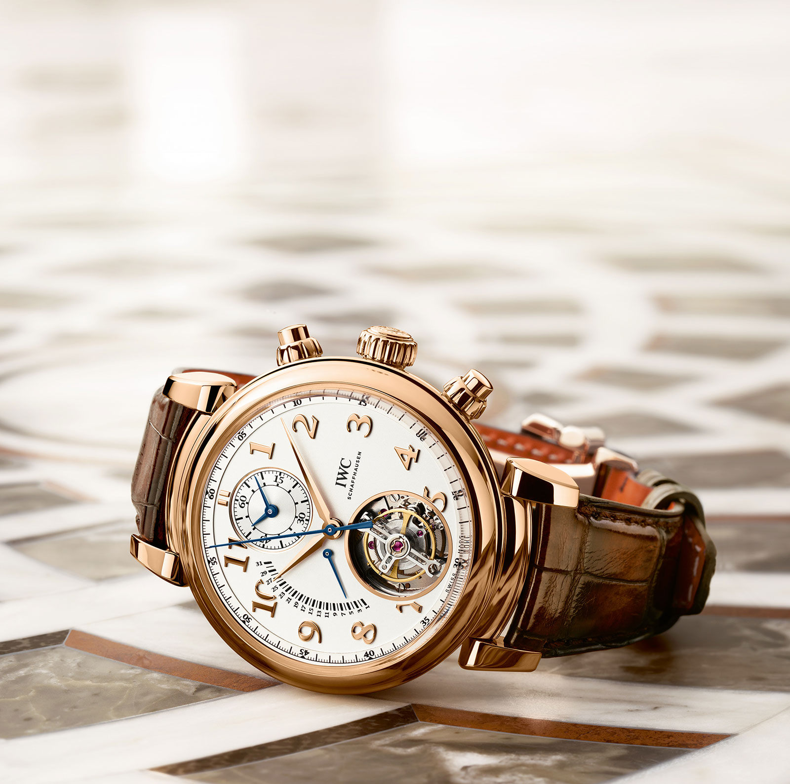 IWC Da Vinci Tourbillon Retrograde Chronograph 3