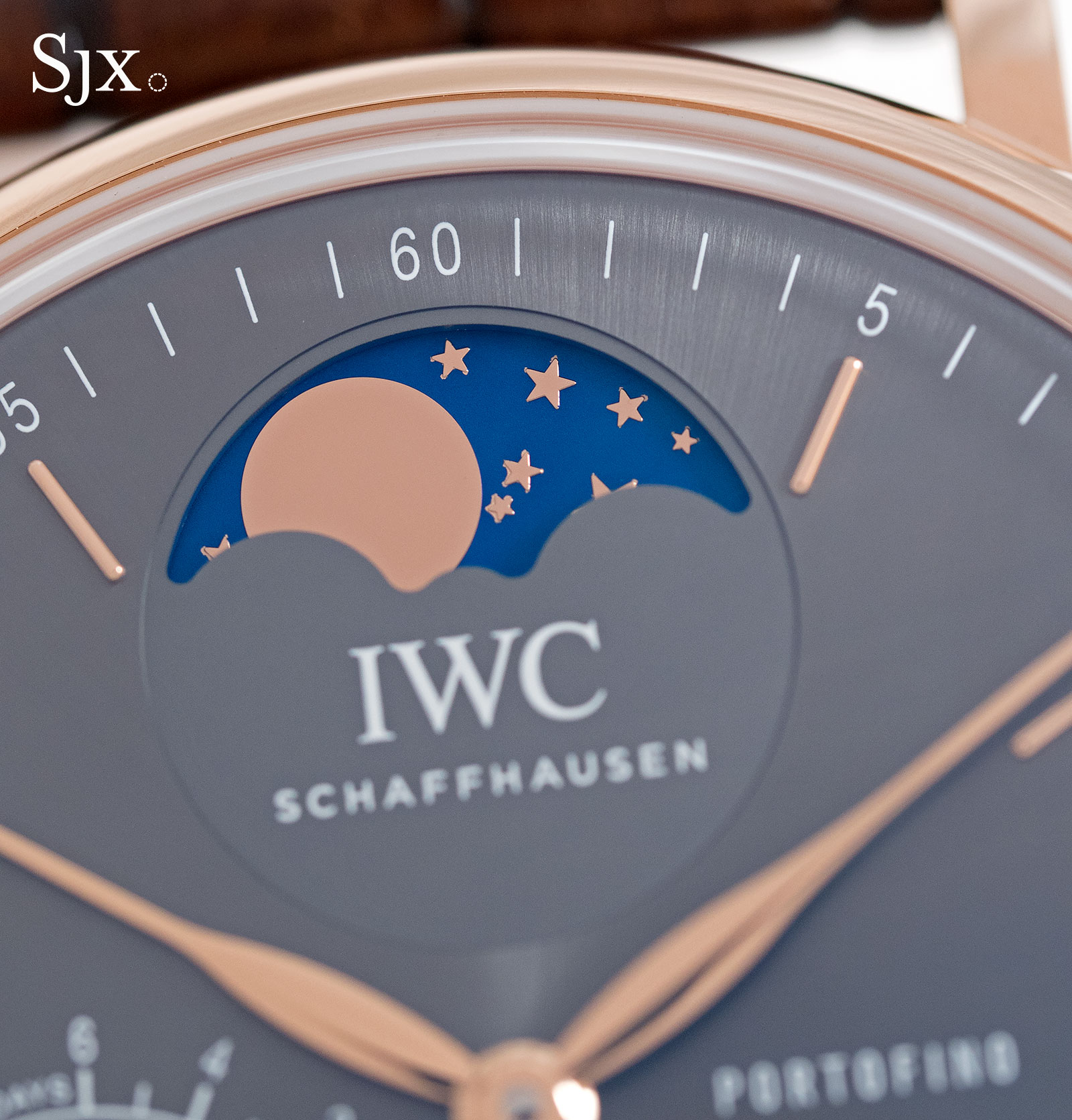 IWC Portofino Hand-Wound Eight Days Moon Phase 2