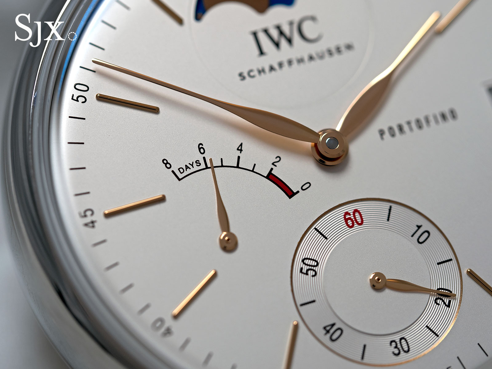 IWC Portofino Hand-Wound Eight Days Moon Phase 5