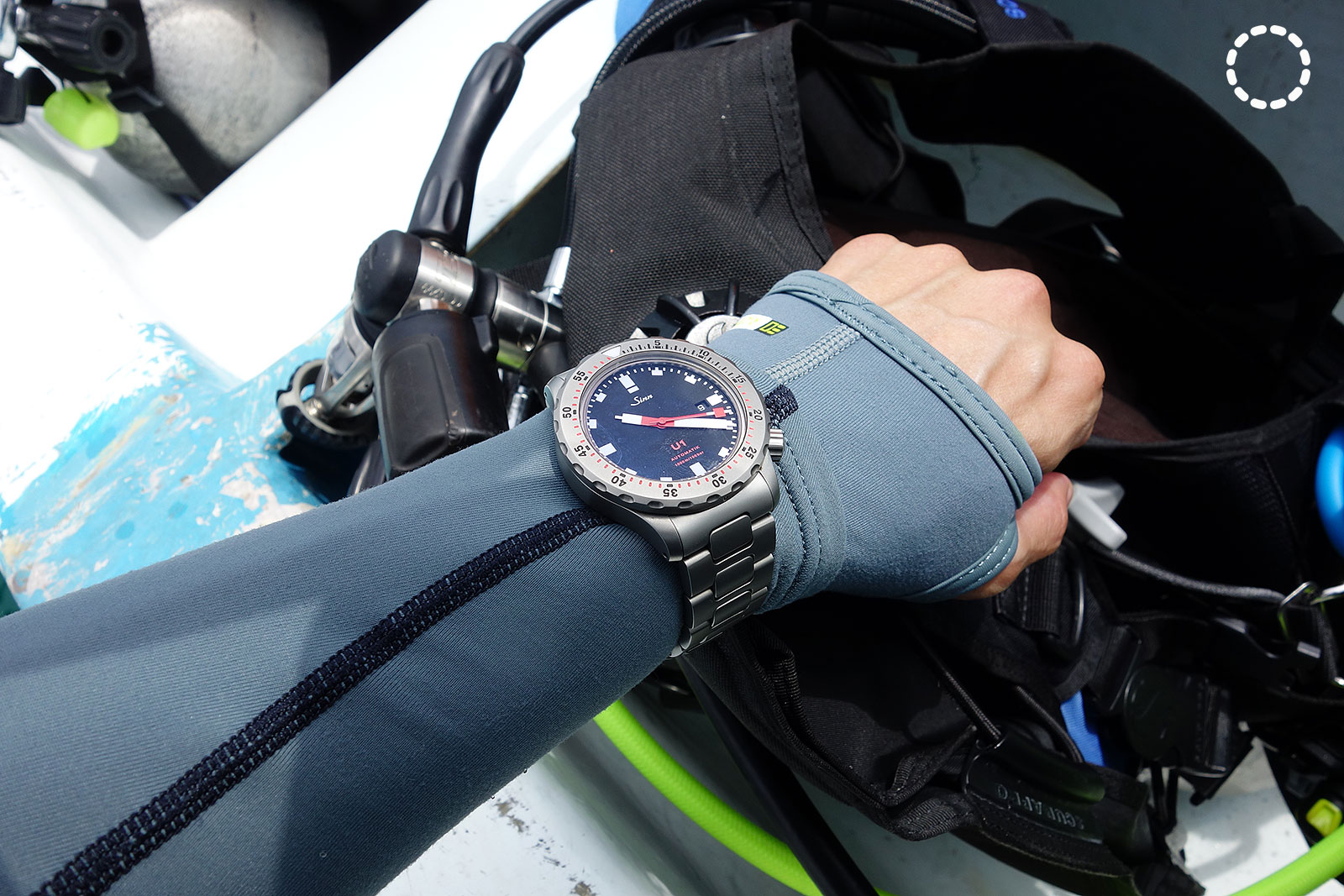 JM dive review Sinn U1-1
