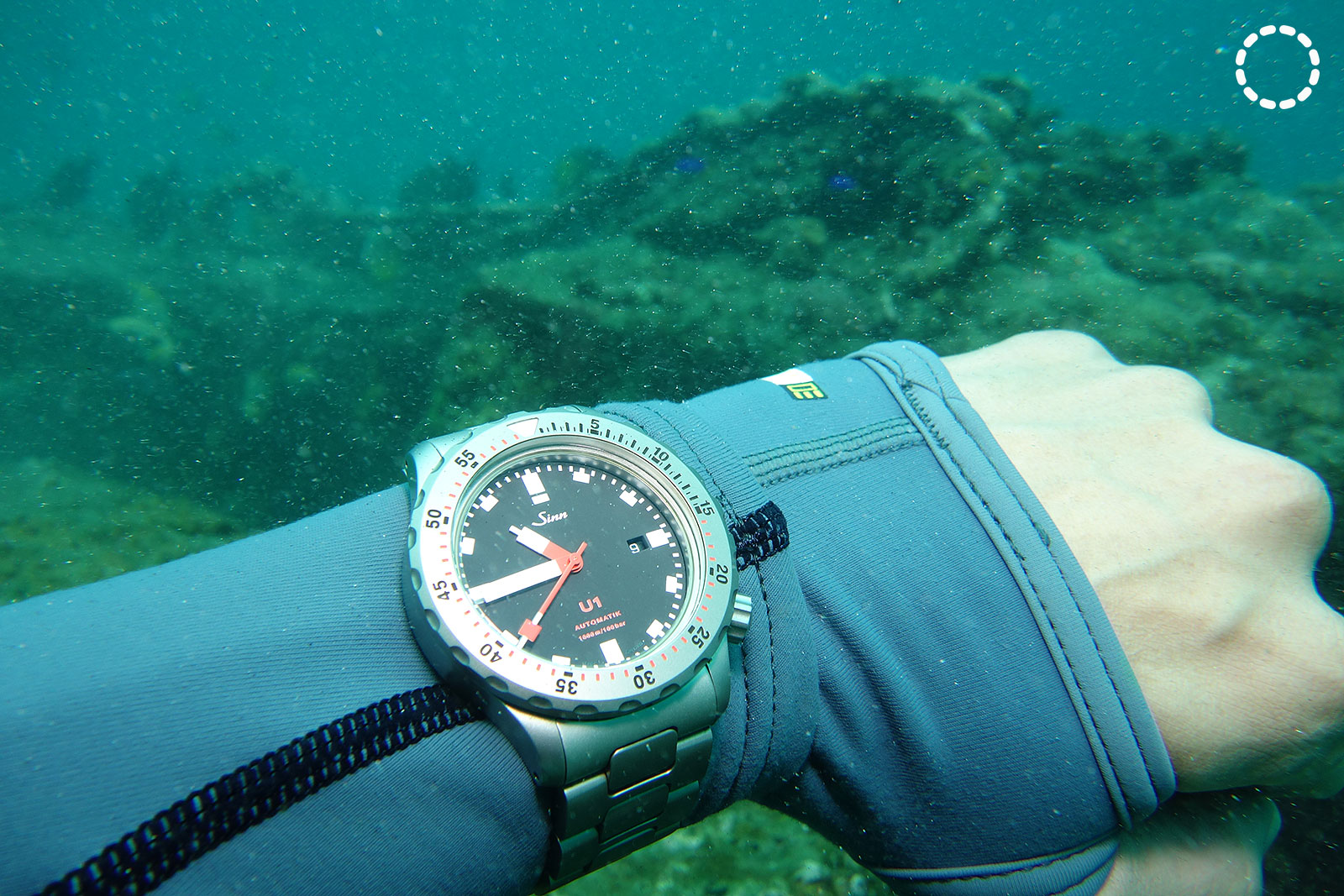 JM dive review Sinn U1-2
