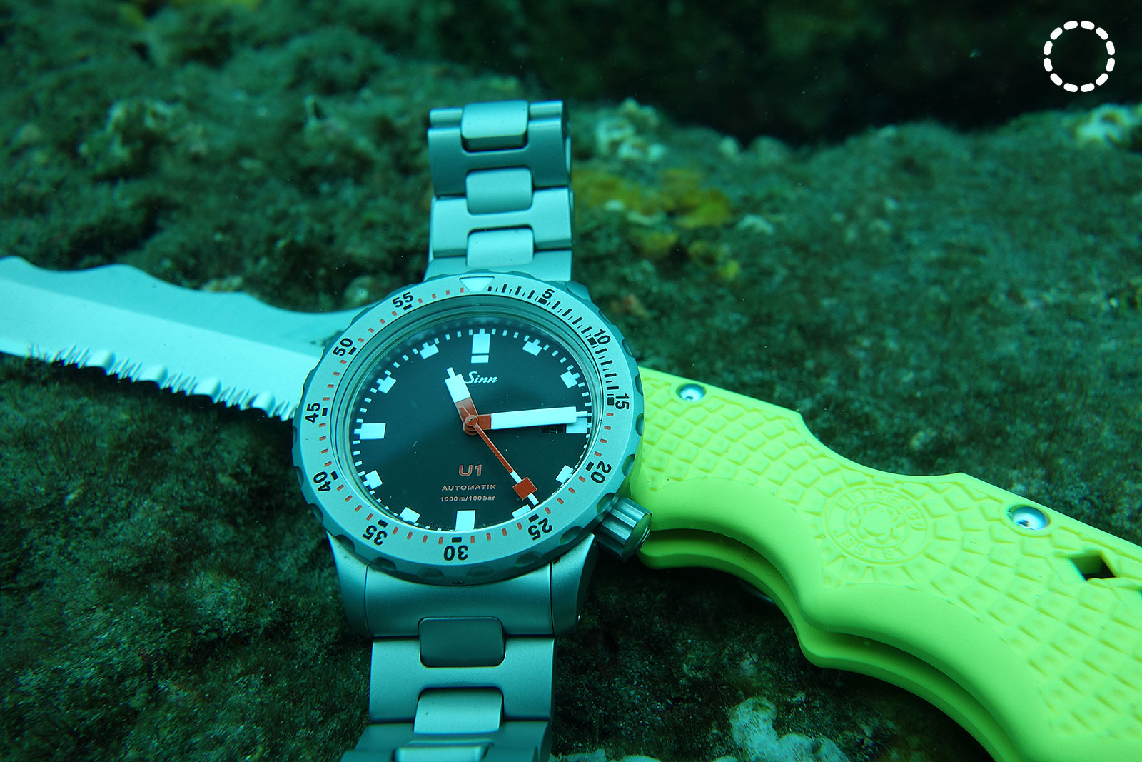 JM dive review Sinn U1-4