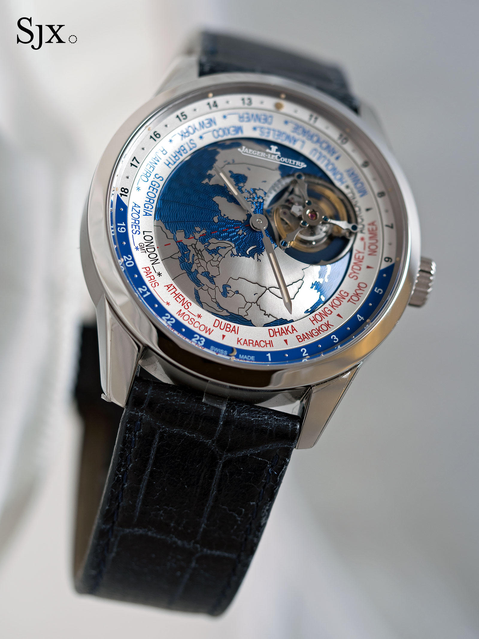 Jaeger-LeCoultre Geophysic Tourbillon Universal Time 3