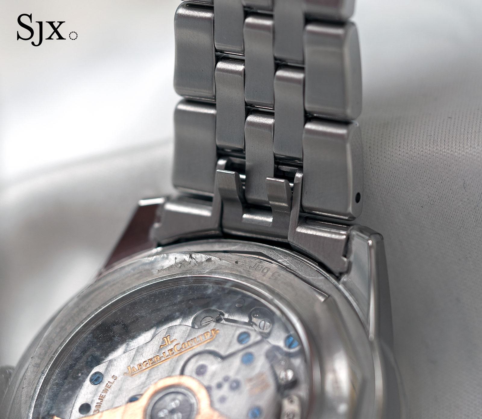Jaeger-LeCoultre Geophysic Universal Time bracelet 1