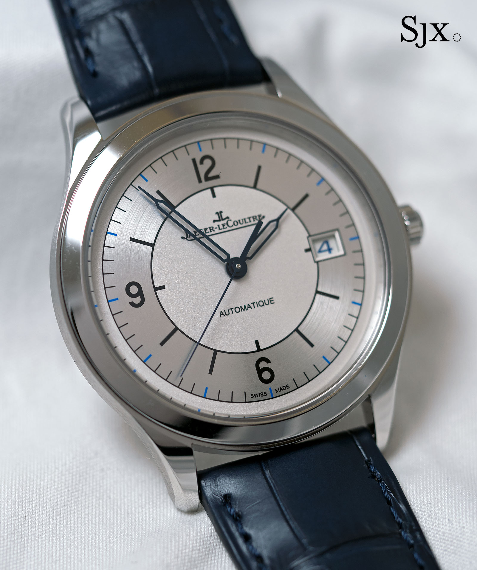 Hands On With The Jaeger Lecoultre Master Control Sector