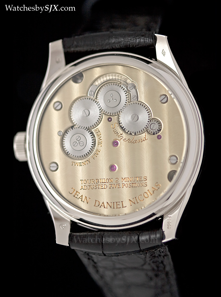 Jean Daniel Nicolas Two-Minute Tourbillon (13)