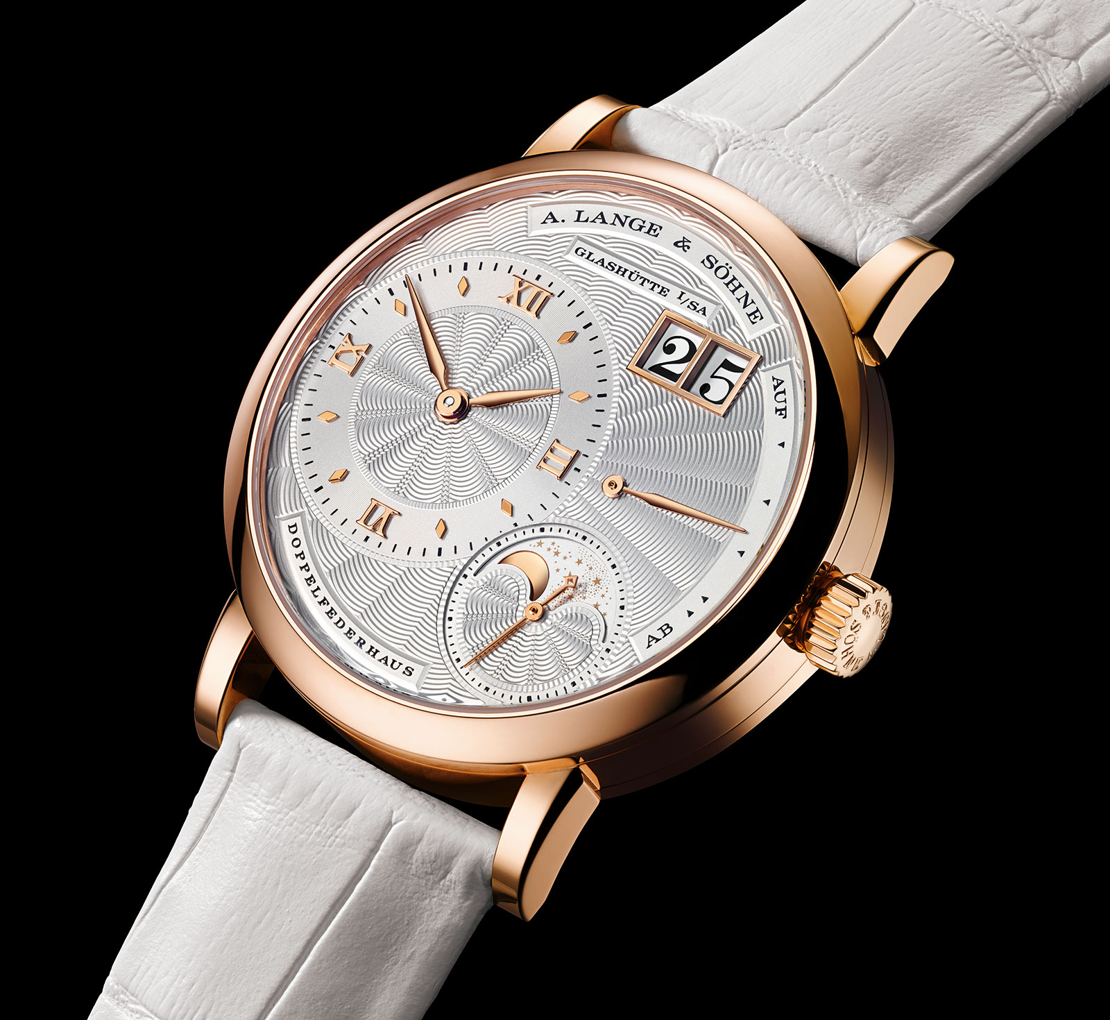 Lange Little Lange 1 Moon Phase