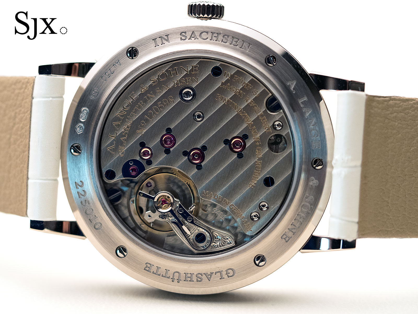 Lange Saxonia mother of pearl 2