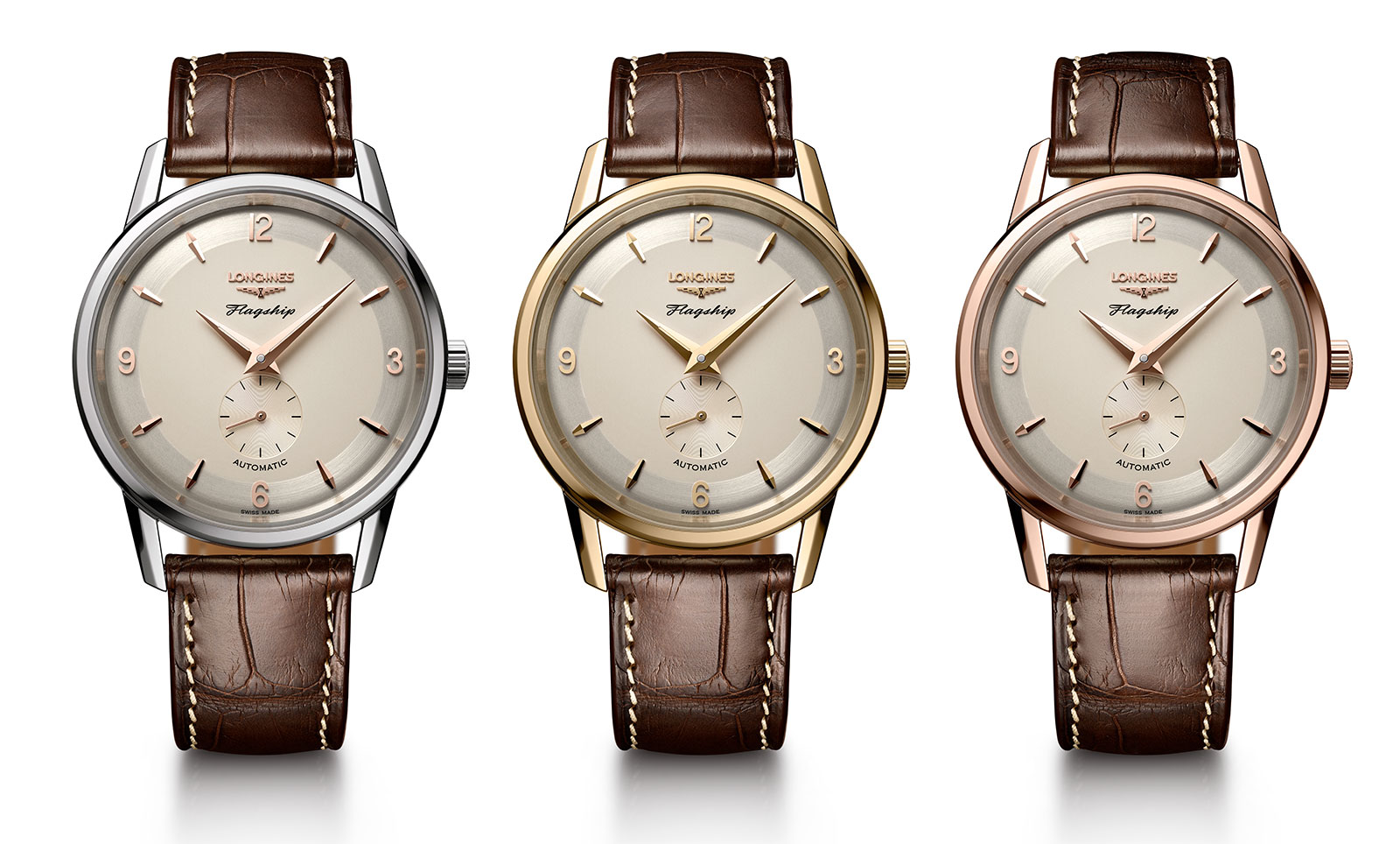 Longines Flagship Heritage 60th Anniversary 1