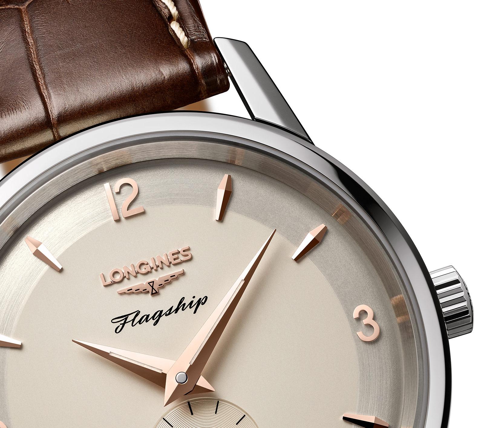 Longines Flagship Heritage 60th Anniversary steel 2