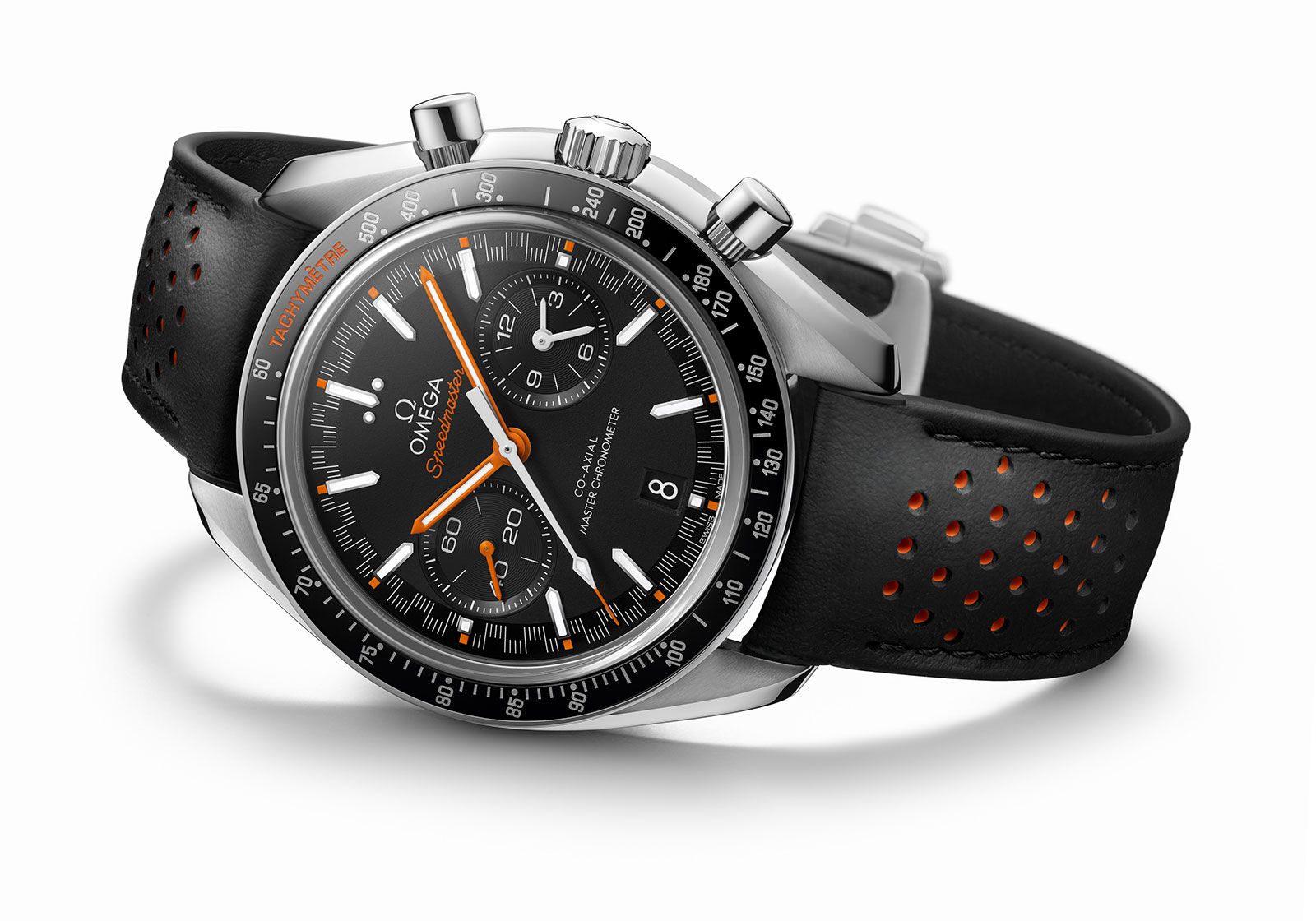 Omega Speedmaster Automatic Racing 1