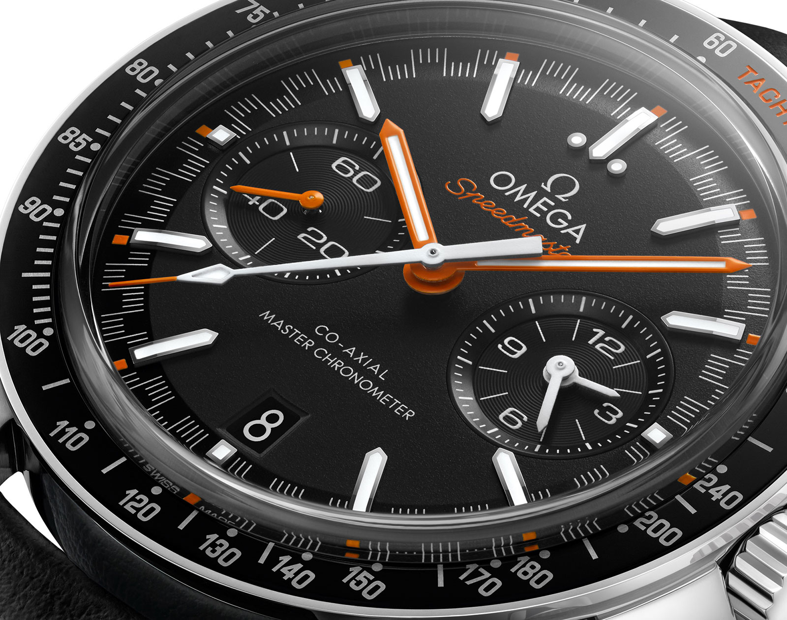 Omega Speedmaster Automatic Racing 2