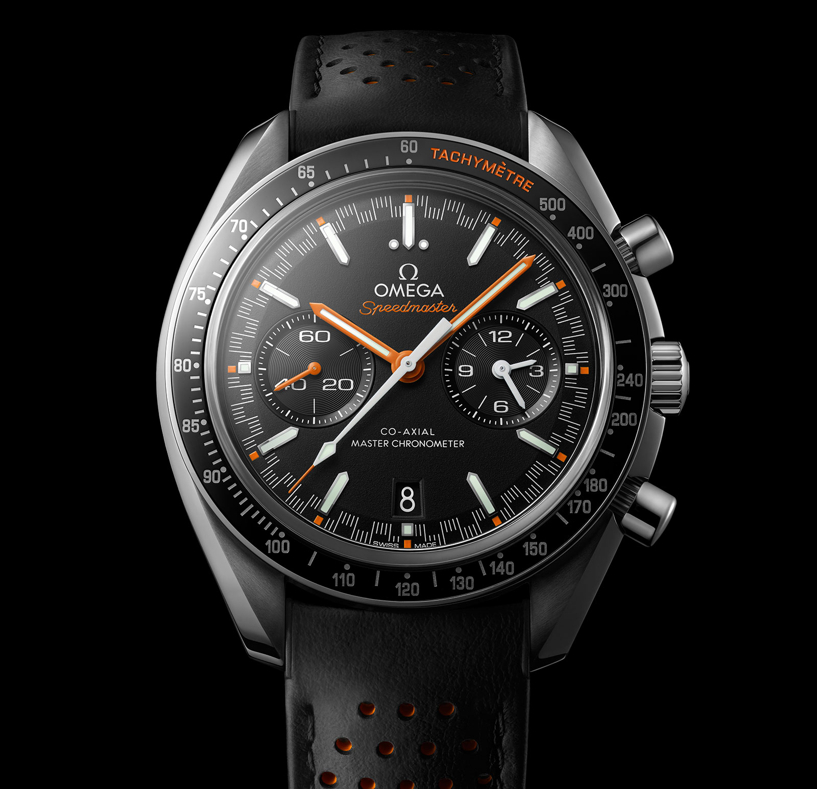 Omega Speedmaster Automatic Racing 3
