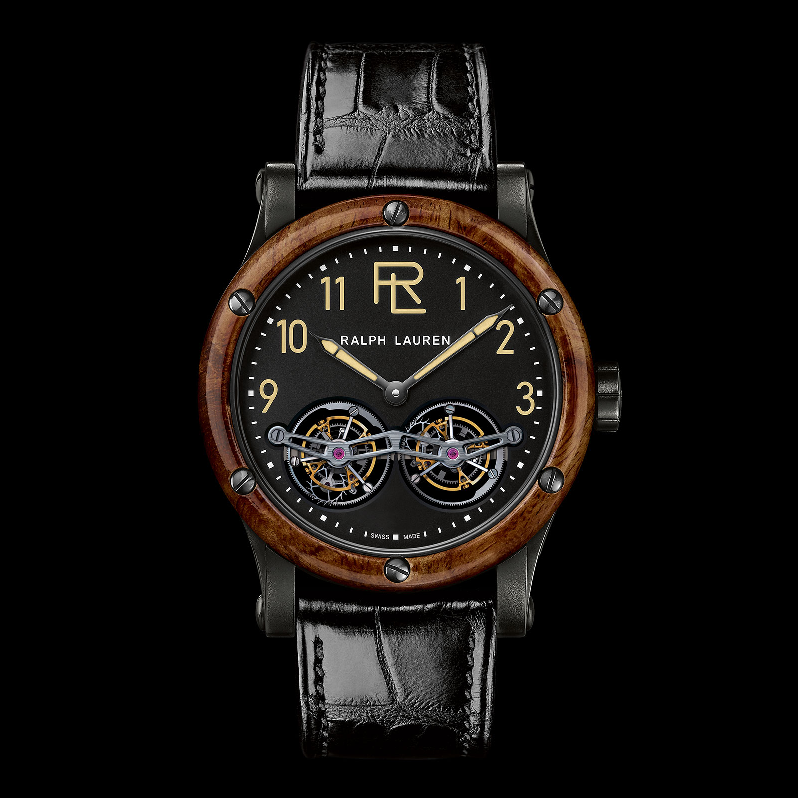 Ralph Lauren RL Automotive Double Tourbillon