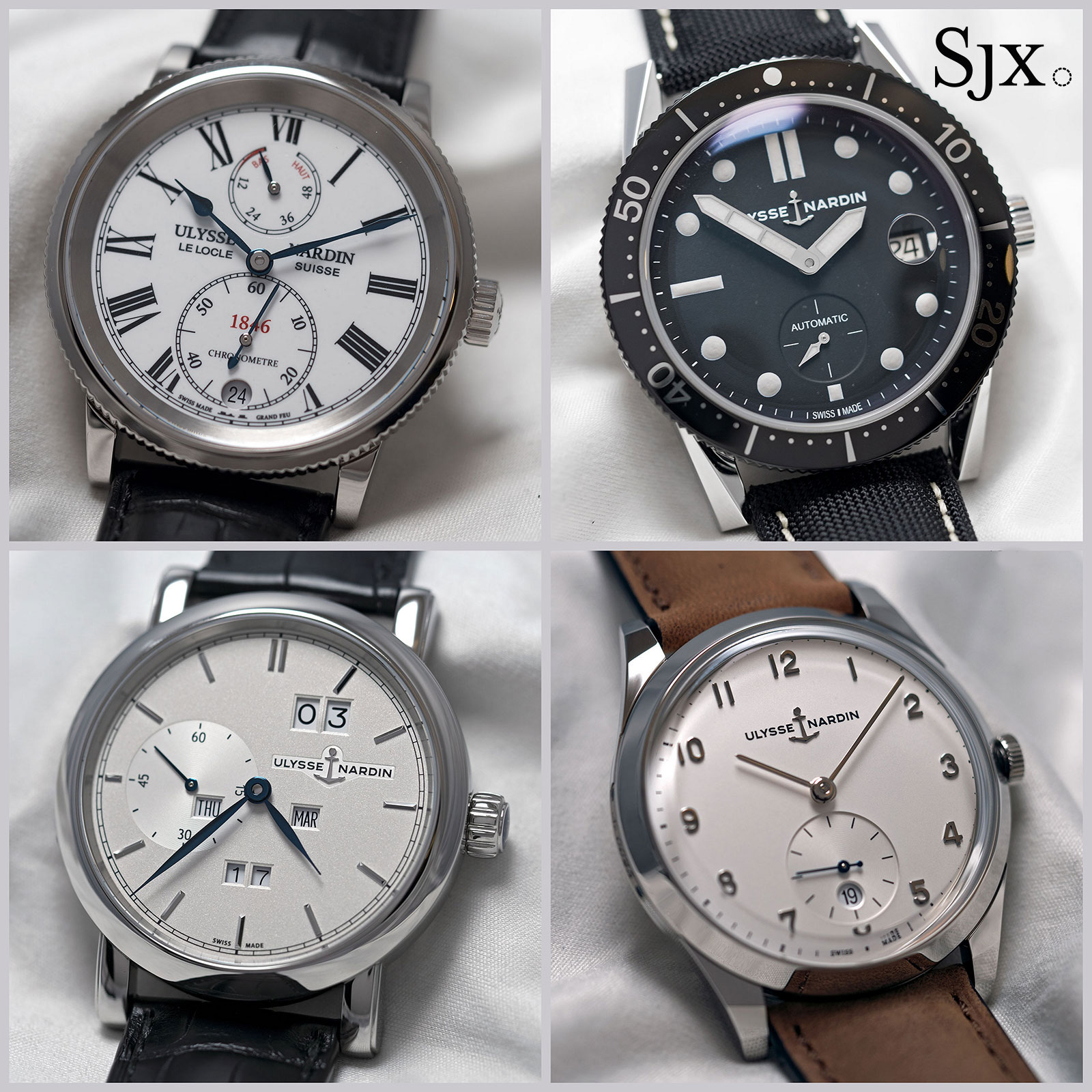 Ulysse Nardin Vintage Collection