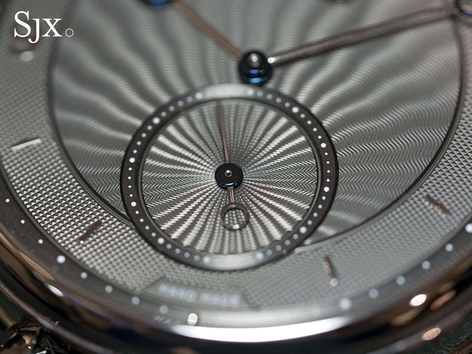 Voutilainen Vingt-8 44mm steel 7