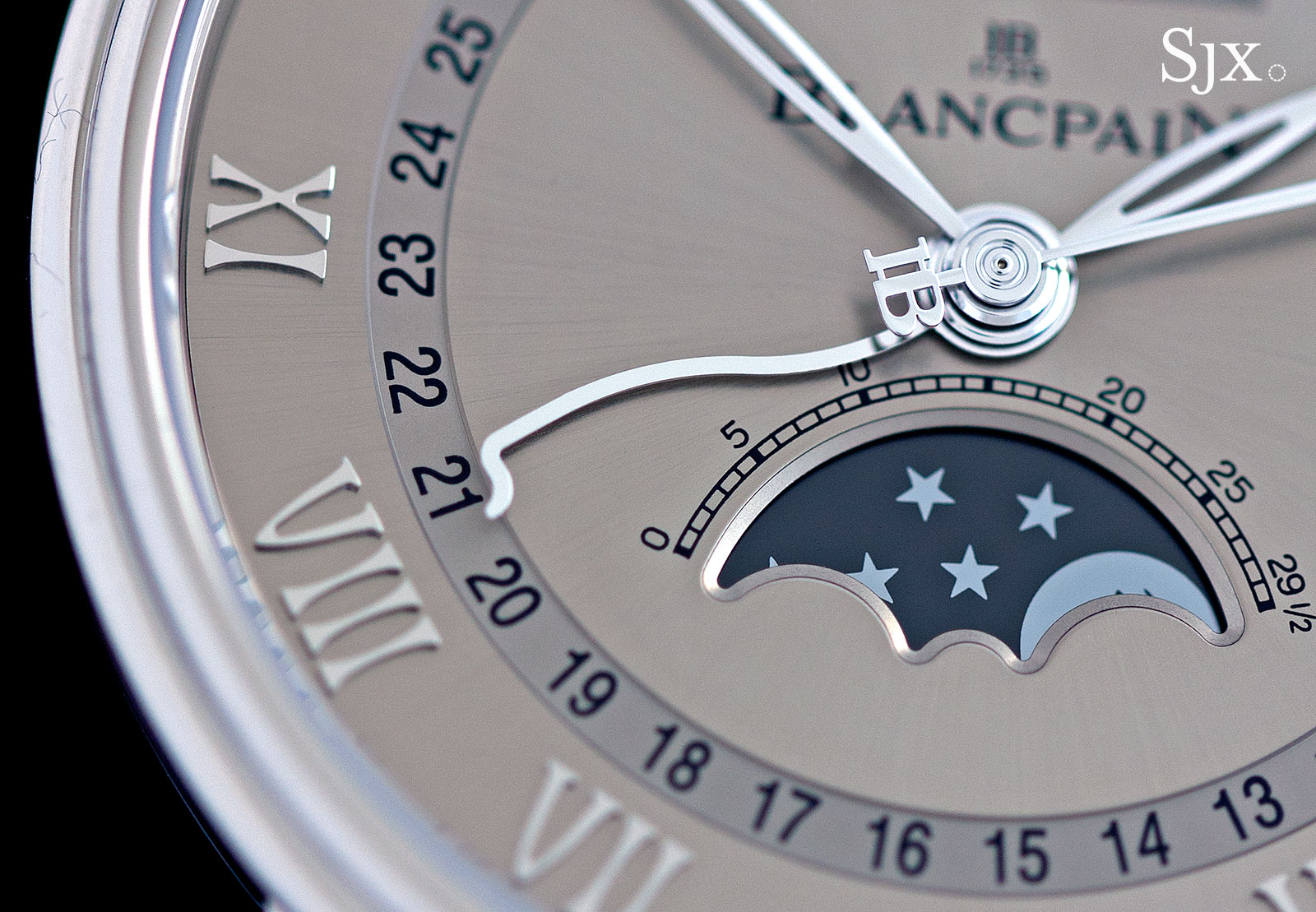 Blancpain Complete Calendar white gold 6