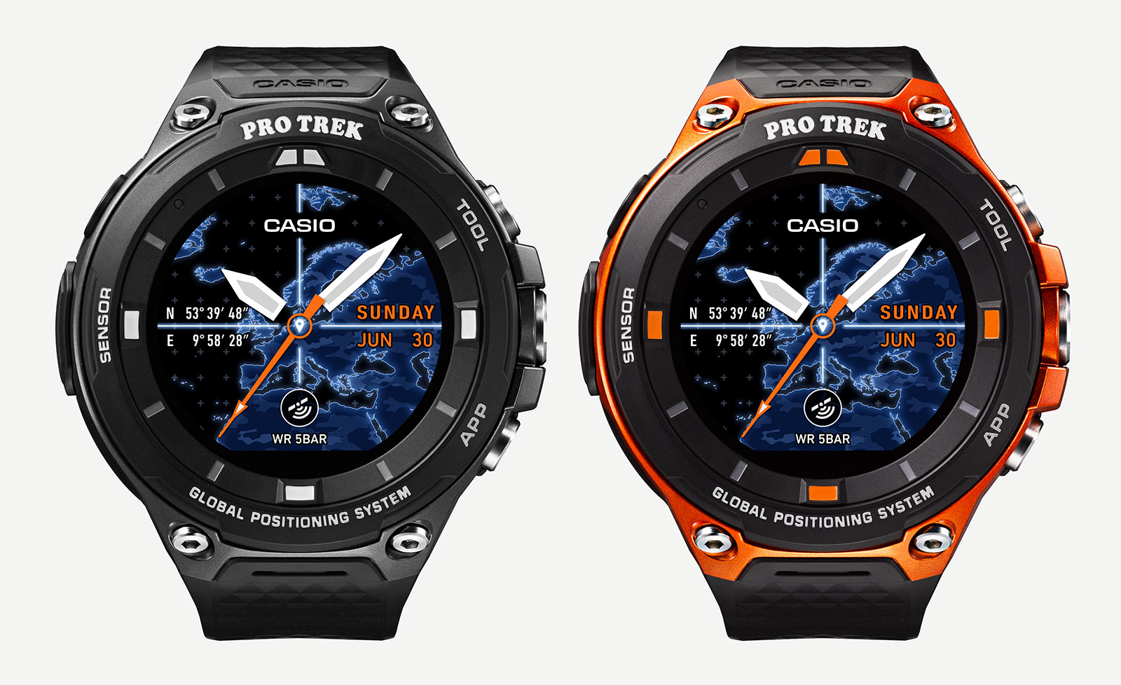 Casio Protrek WSD-F20 Smart Outdoor Watch 3