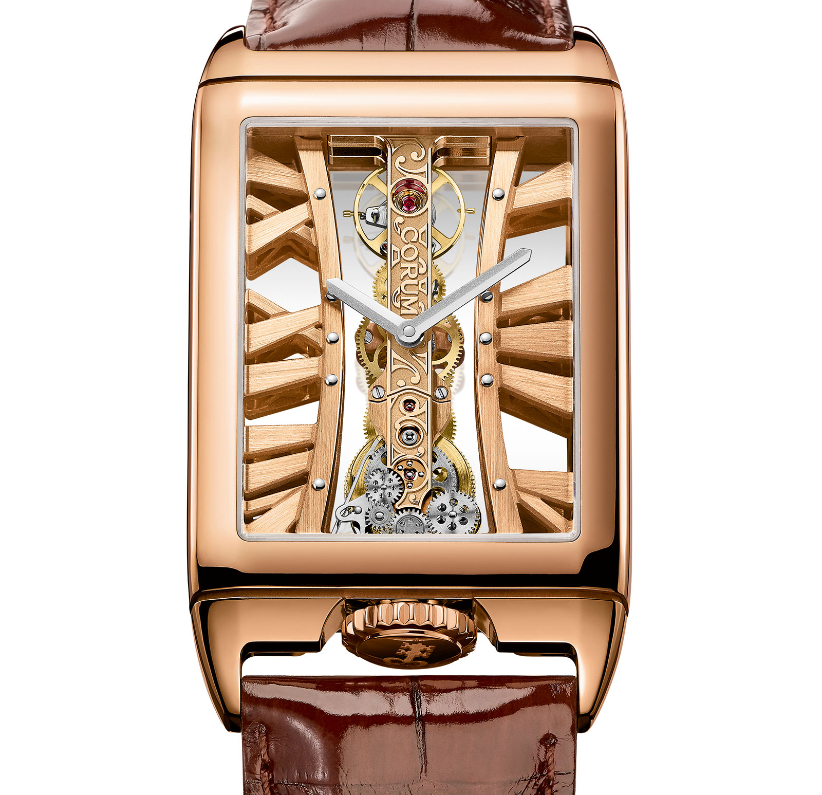 Corum Golden Bridge Rectangle 1