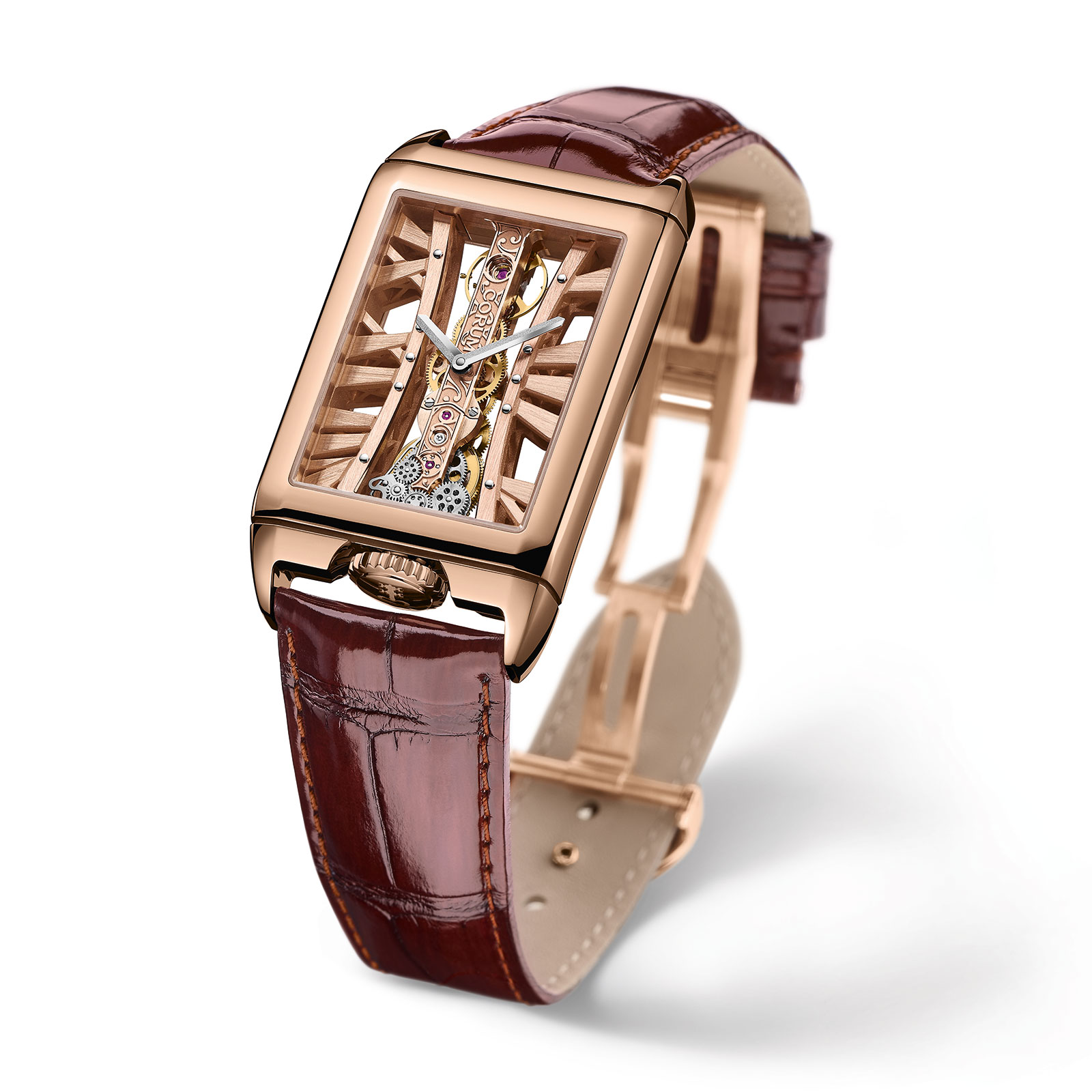 Corum Golden Bridge Rectangle 2