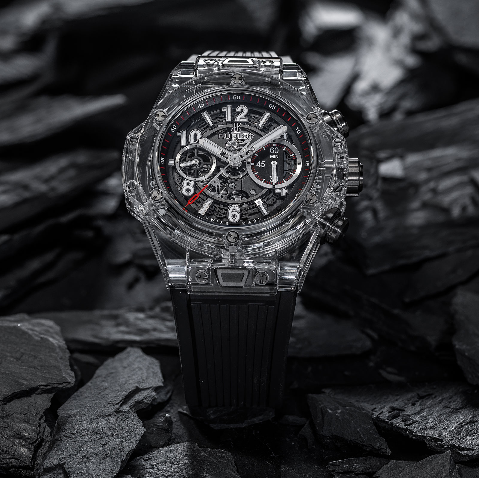 Hublot Big Bang Unico Magic Sapphire 2