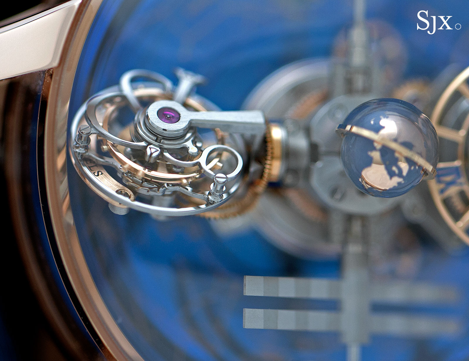 Jacob & Co. Astronomia Sky 1