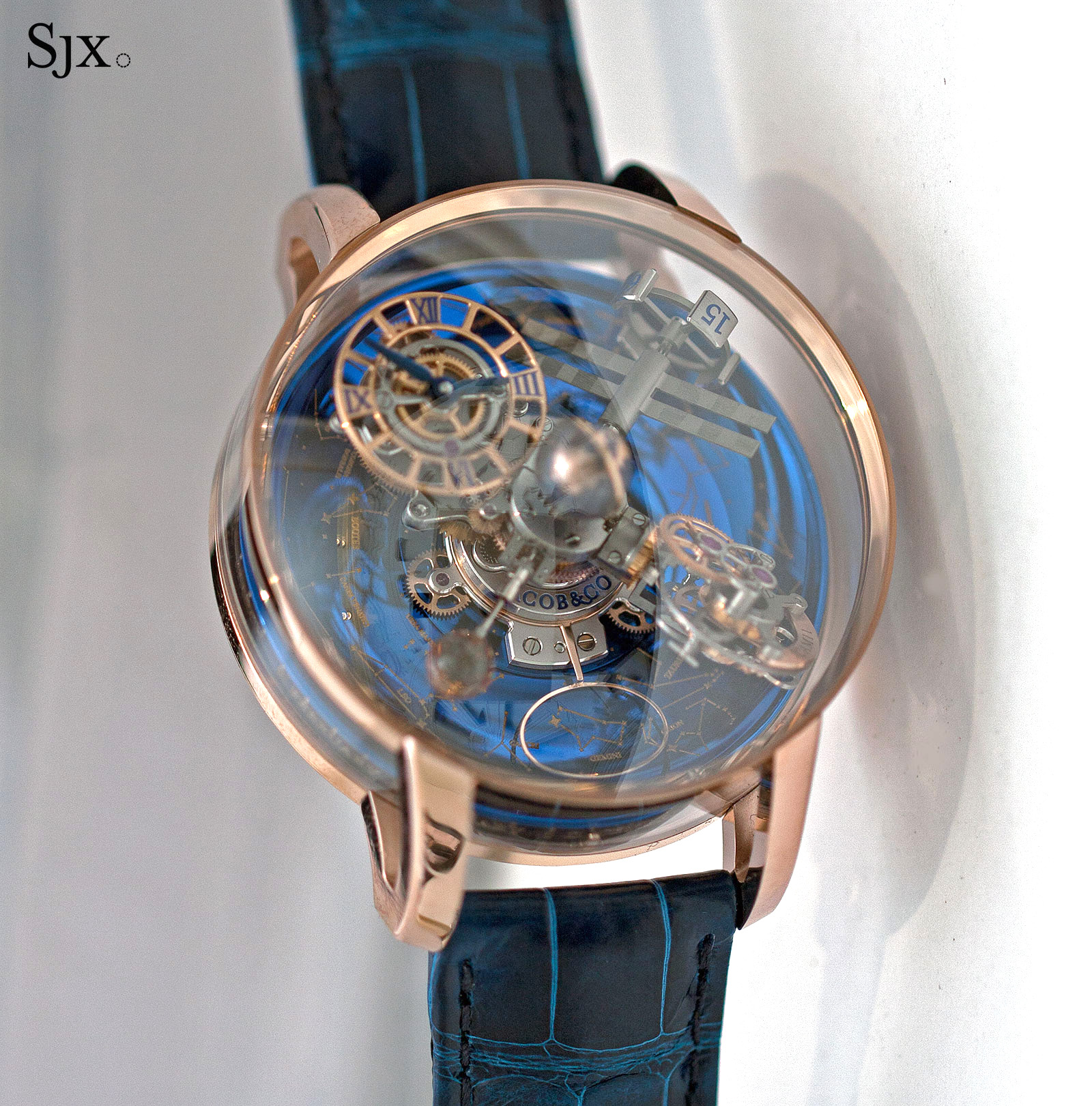 Jacob & Co. Astronomia Sky 10