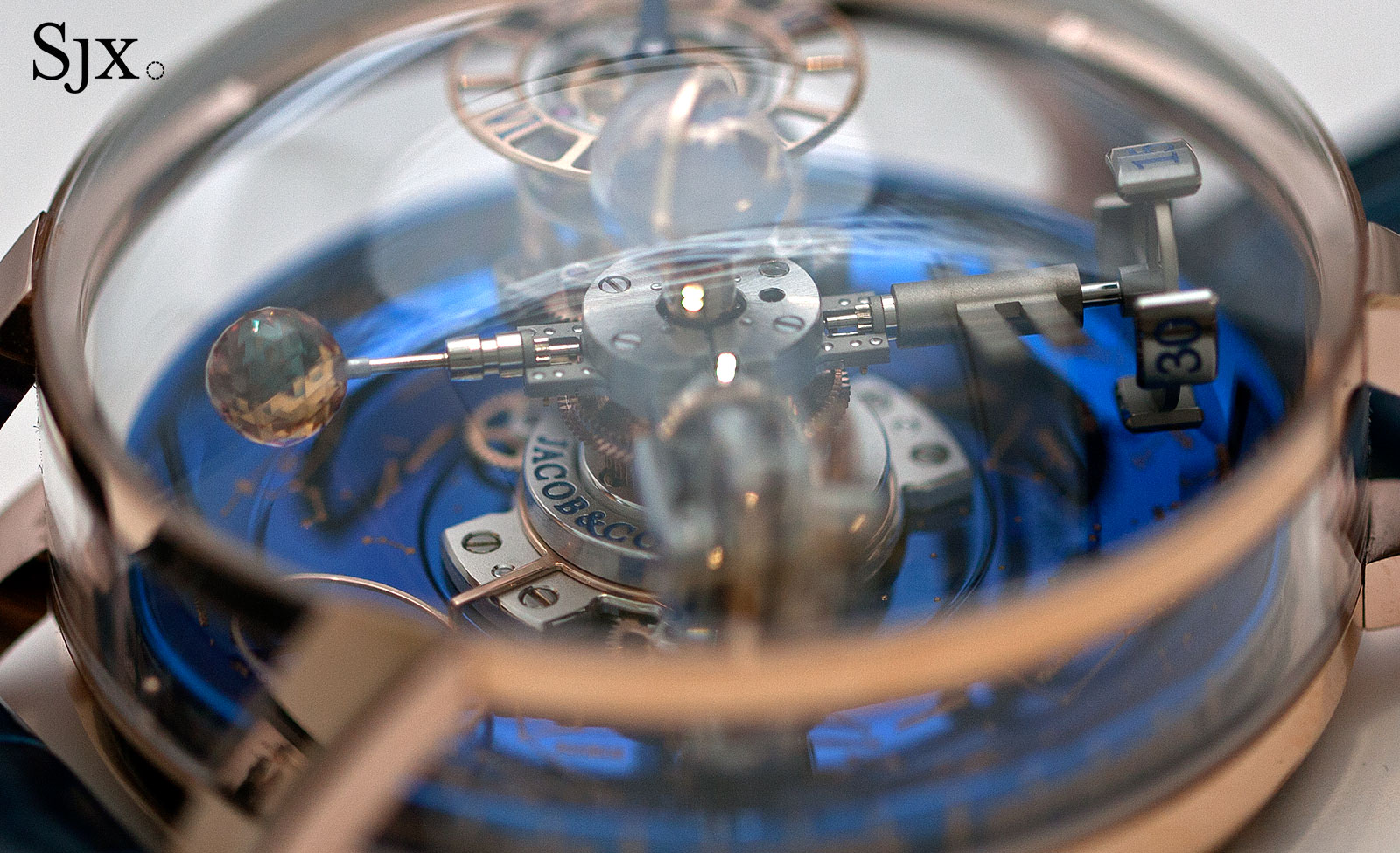 Jacob & Co. Astronomia Sky 7