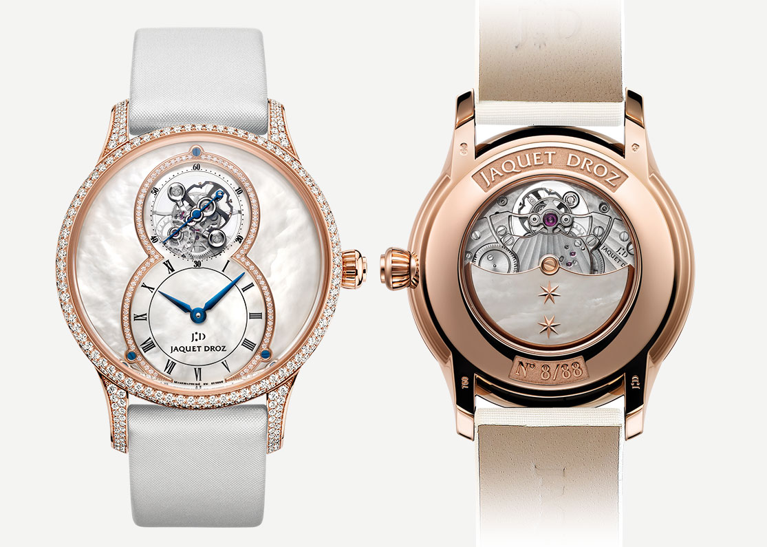 Jaquet Droz Grande Seconde Tourbillon Mother-of-Pearl 2