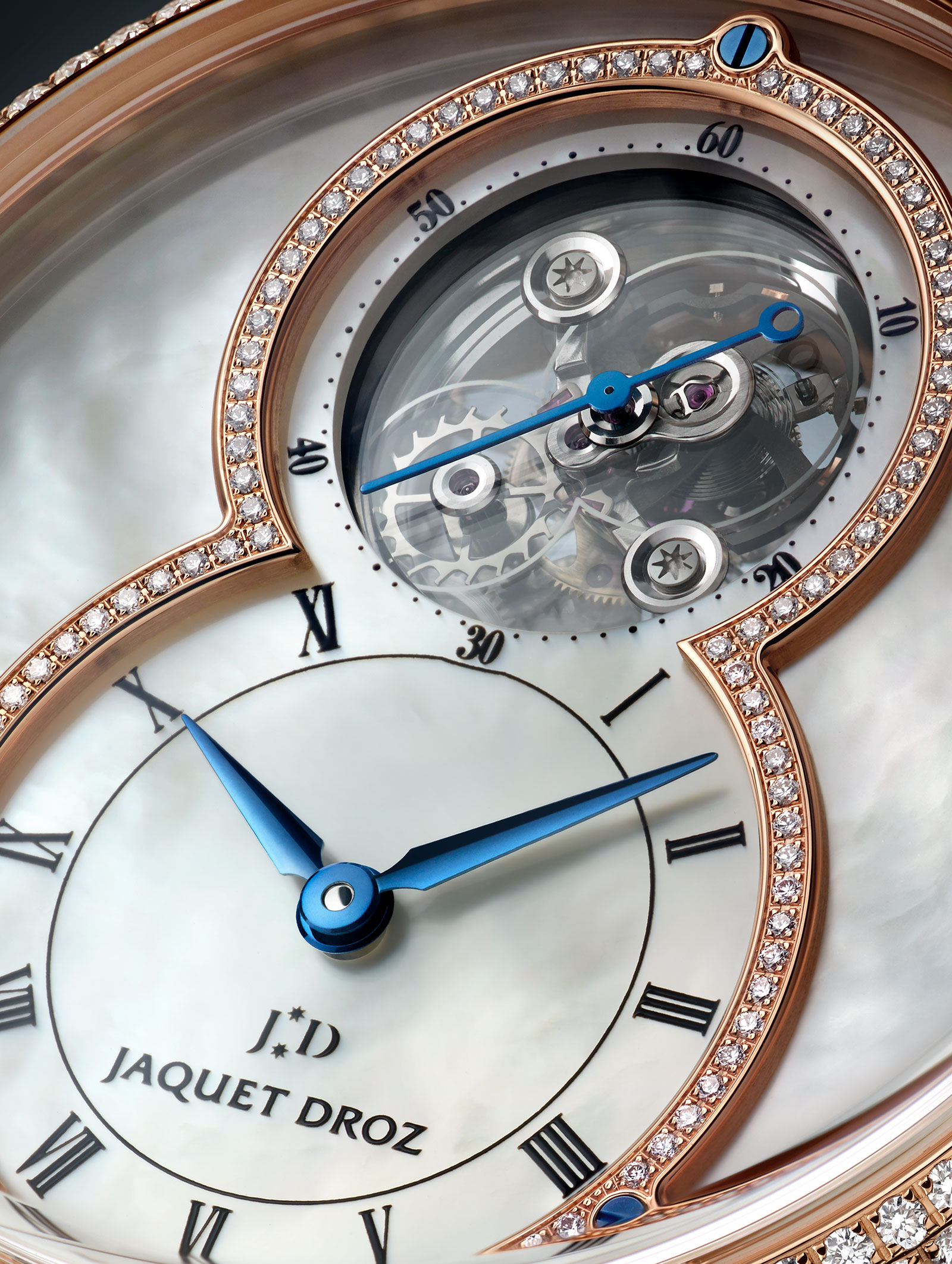 Jaquet Droz Grande Seconde Tourbillon Mother-of-Pearl 3