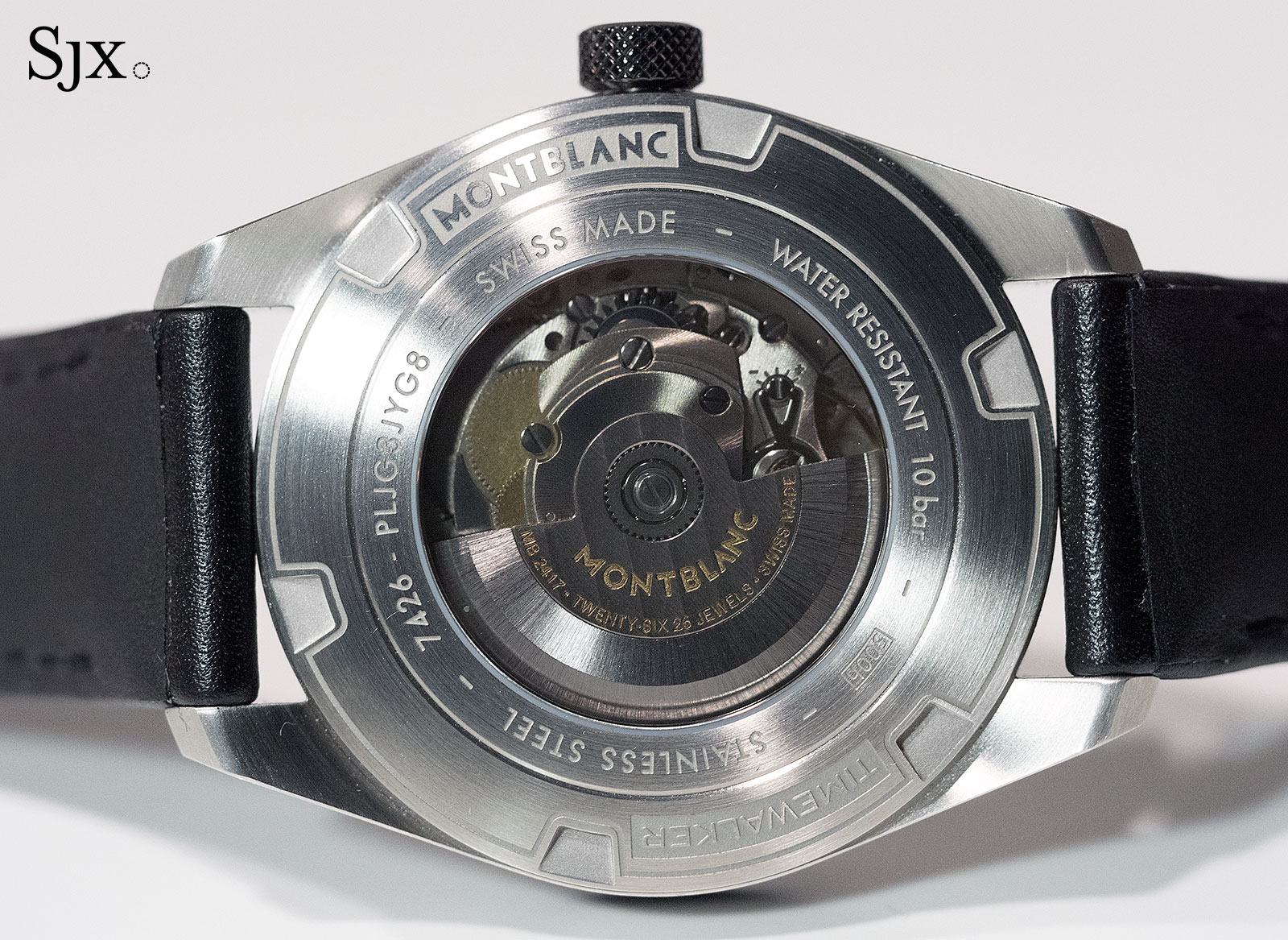 Montblanc TimeWalker Automatic Date 2