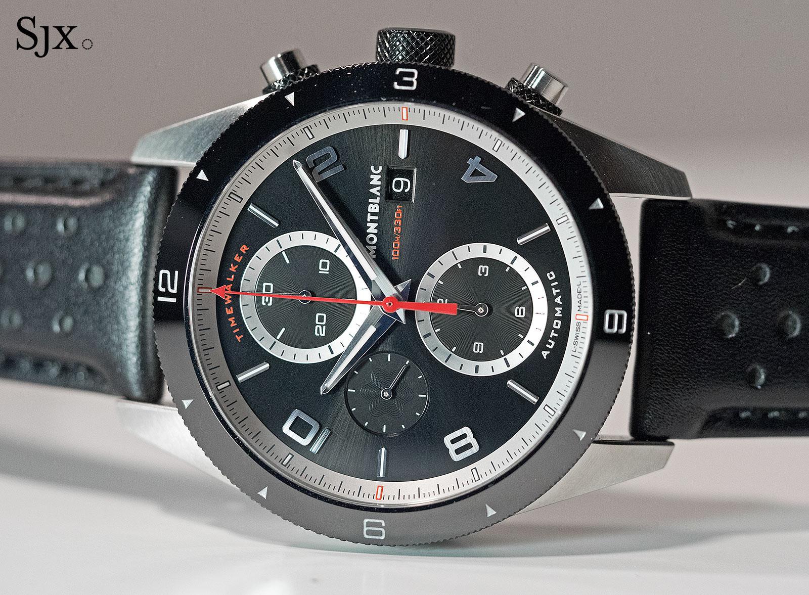 Montblanc TimeWalker Chronograph Automatic 1