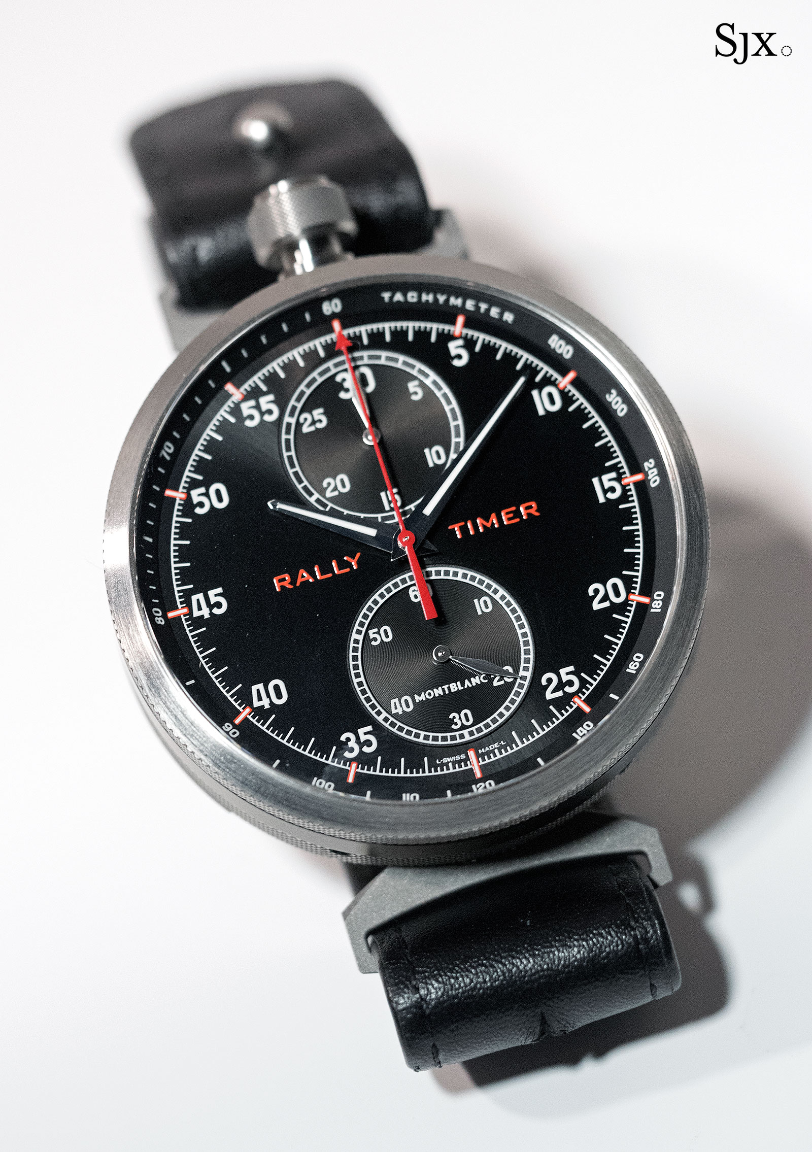 Montblanc TimeWalker Chronograph Rally Timer Counter-1