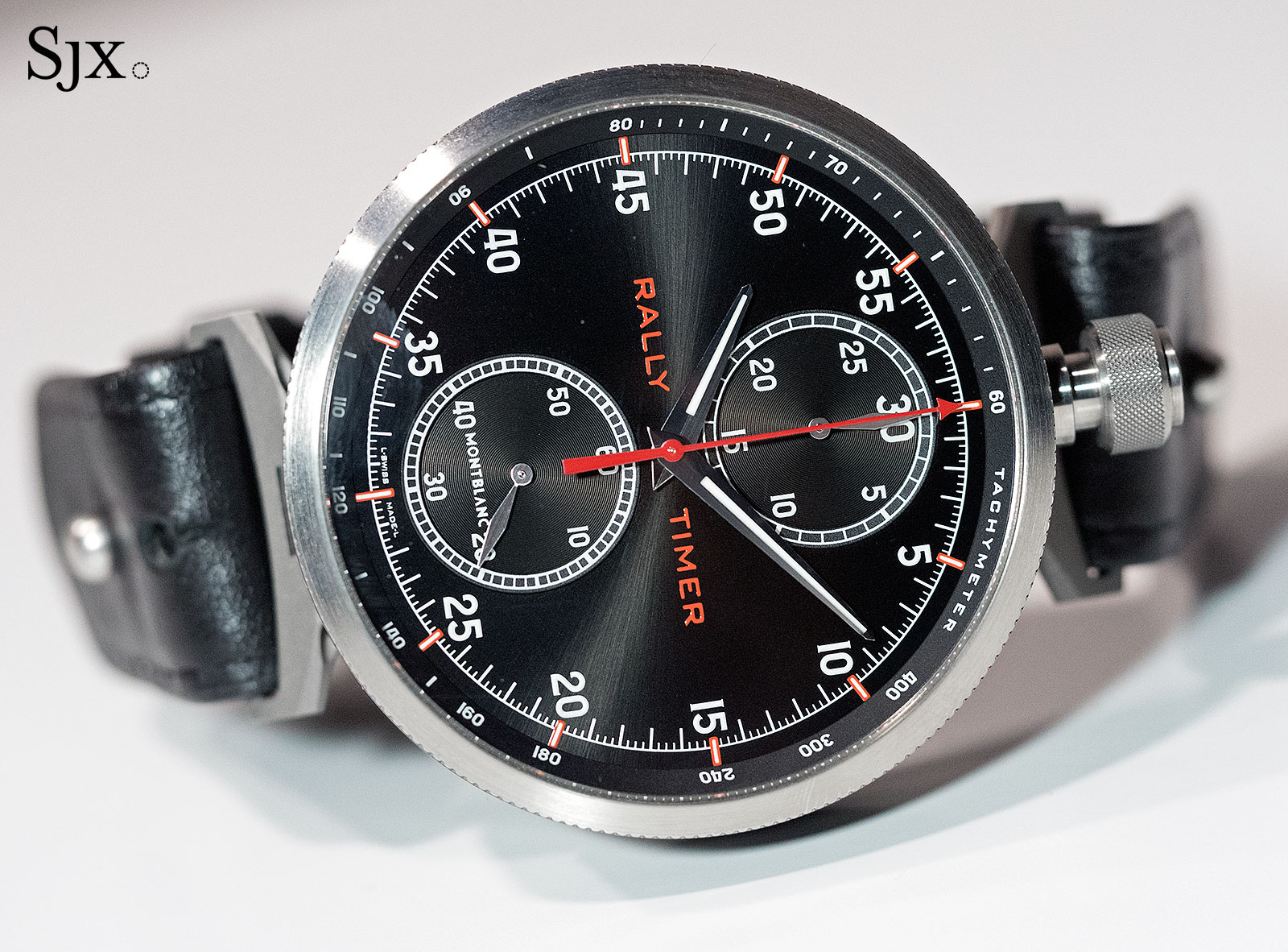 Montblanc TimeWalker Chronograph Rally Timer Counter-2