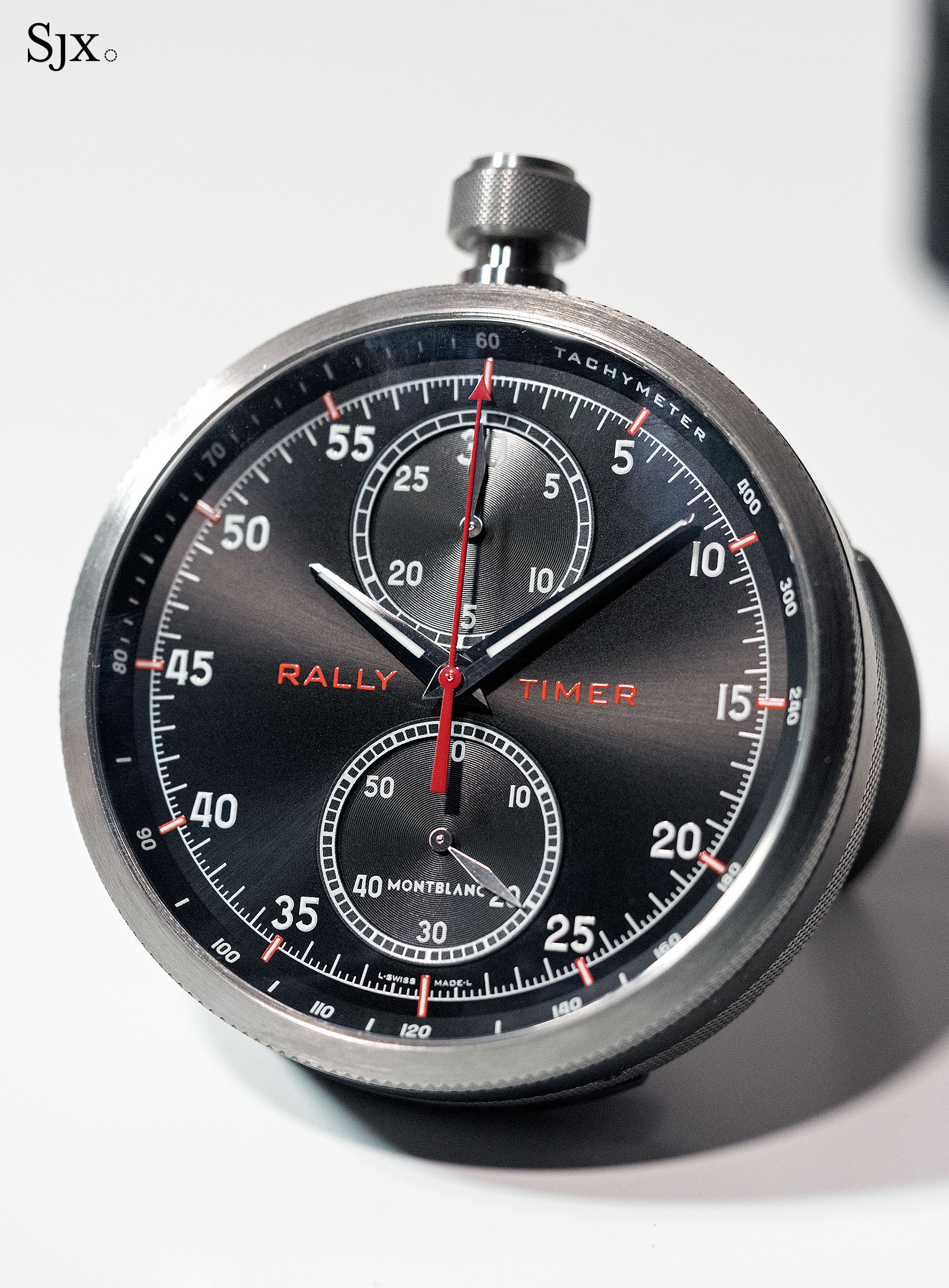 Montblanc TimeWalker Chronograph Rally Timer Counter-3