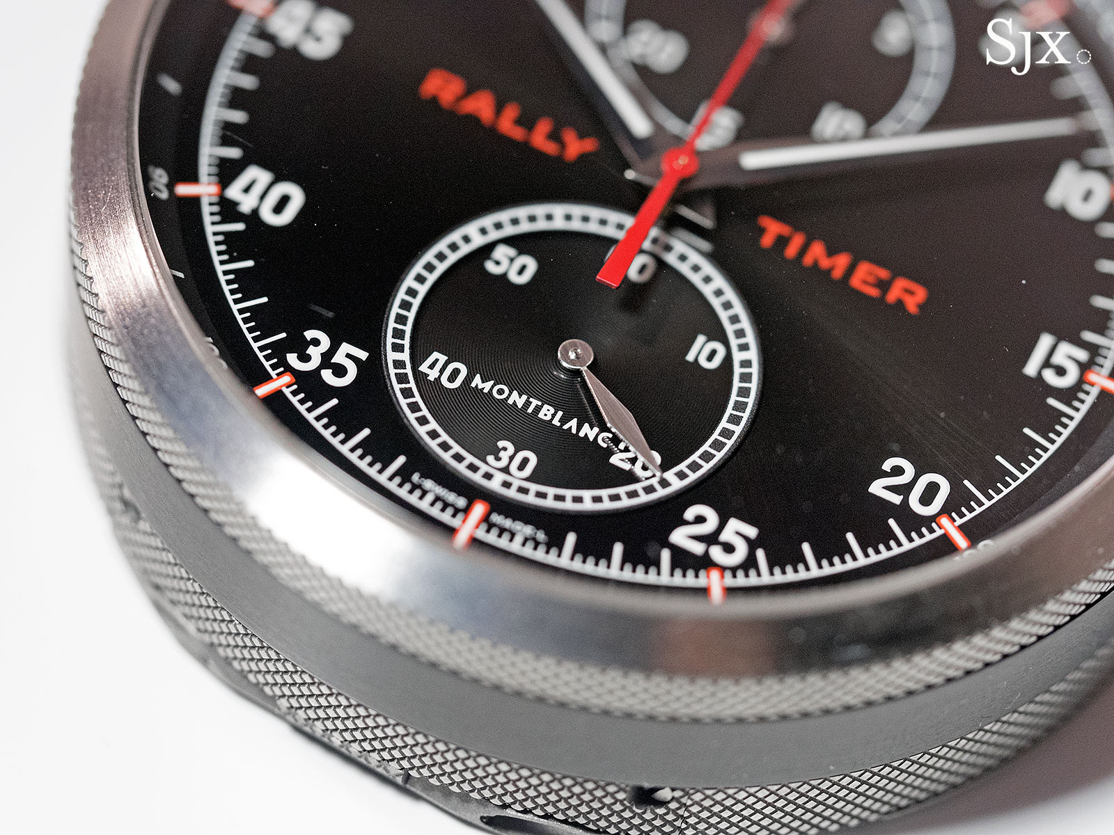 Montblanc TimeWalker Chronograph Rally Timer Counter-7